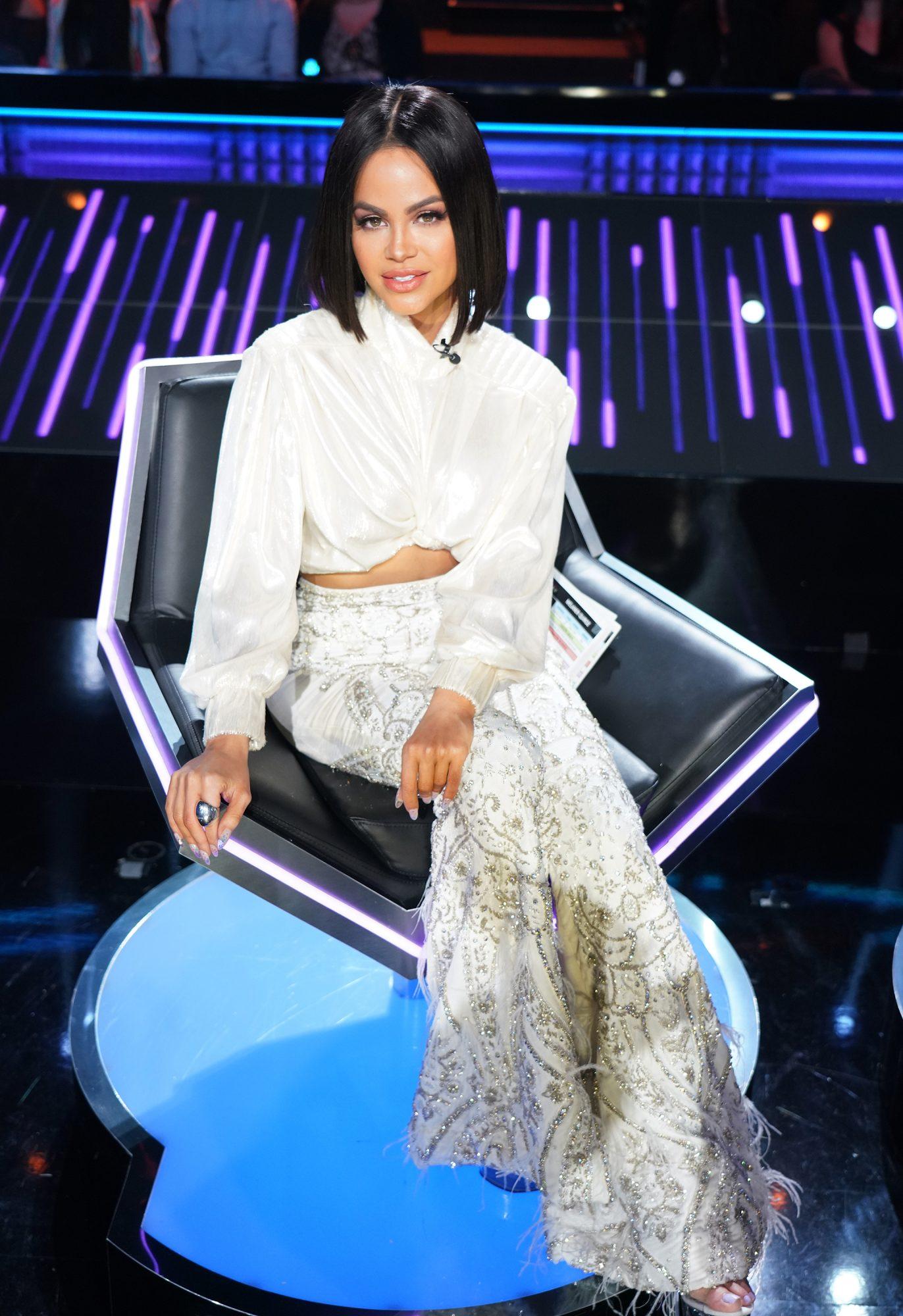 "Univision's ""Reina de la Cancion"" Taping"