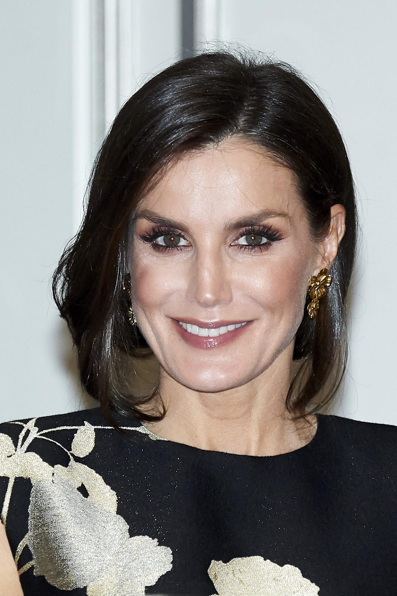 Spanish Royals Attend 'Francisco Cerecedo' Awards 2019