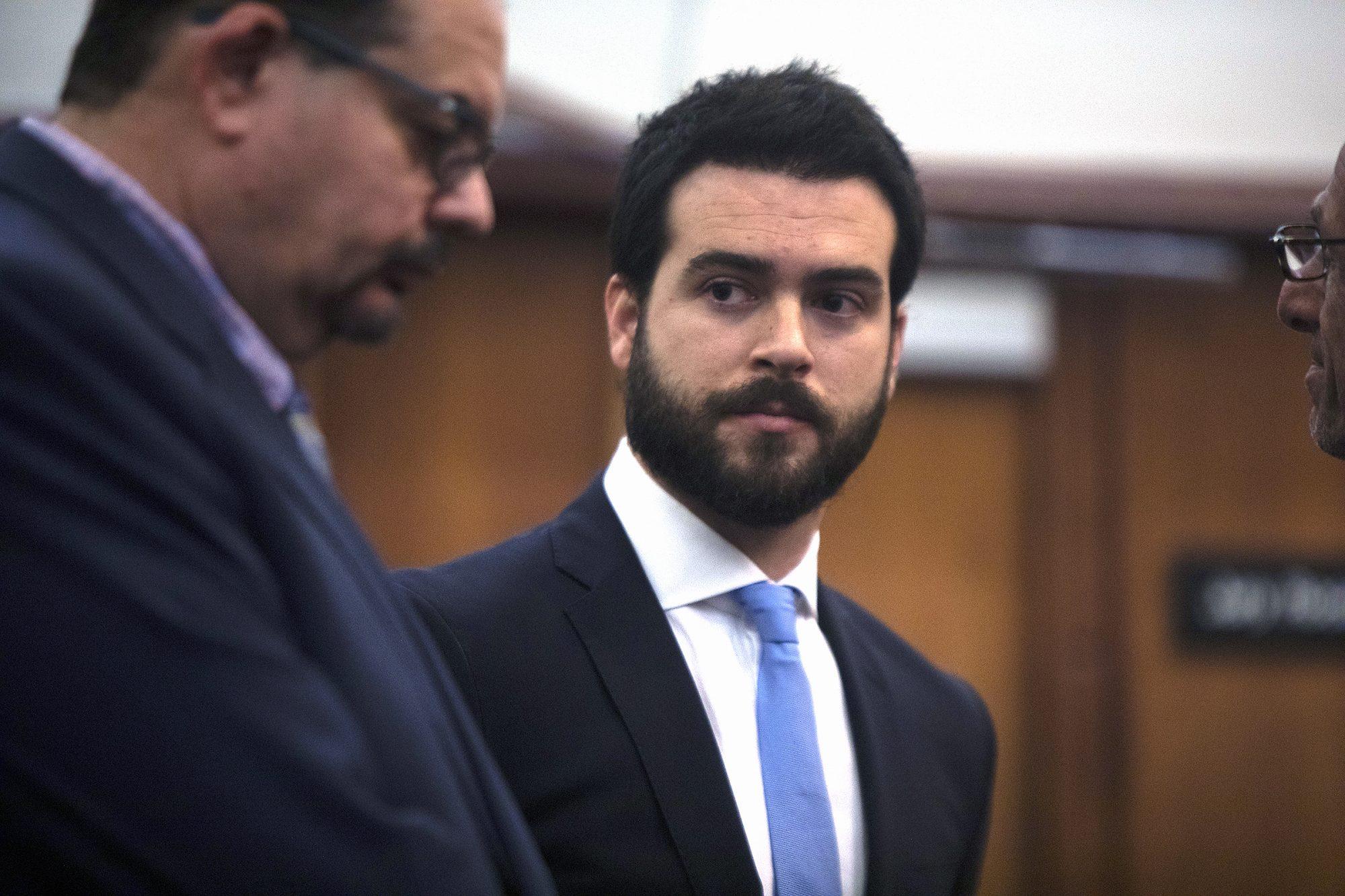 Pablo Lyle en corte de Miami, Florida