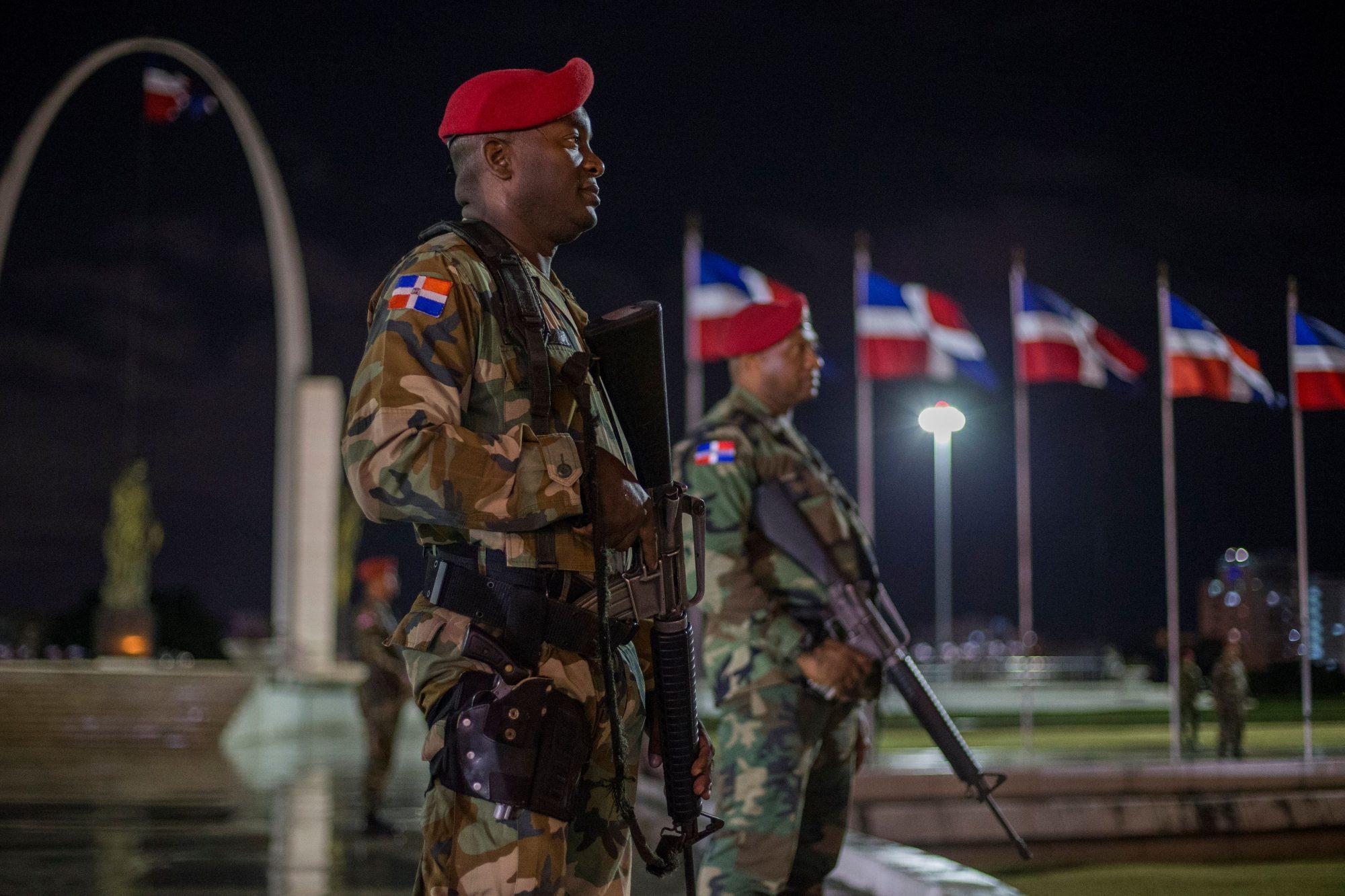 DOMINICAN REP-VOTE-SUSPENDED