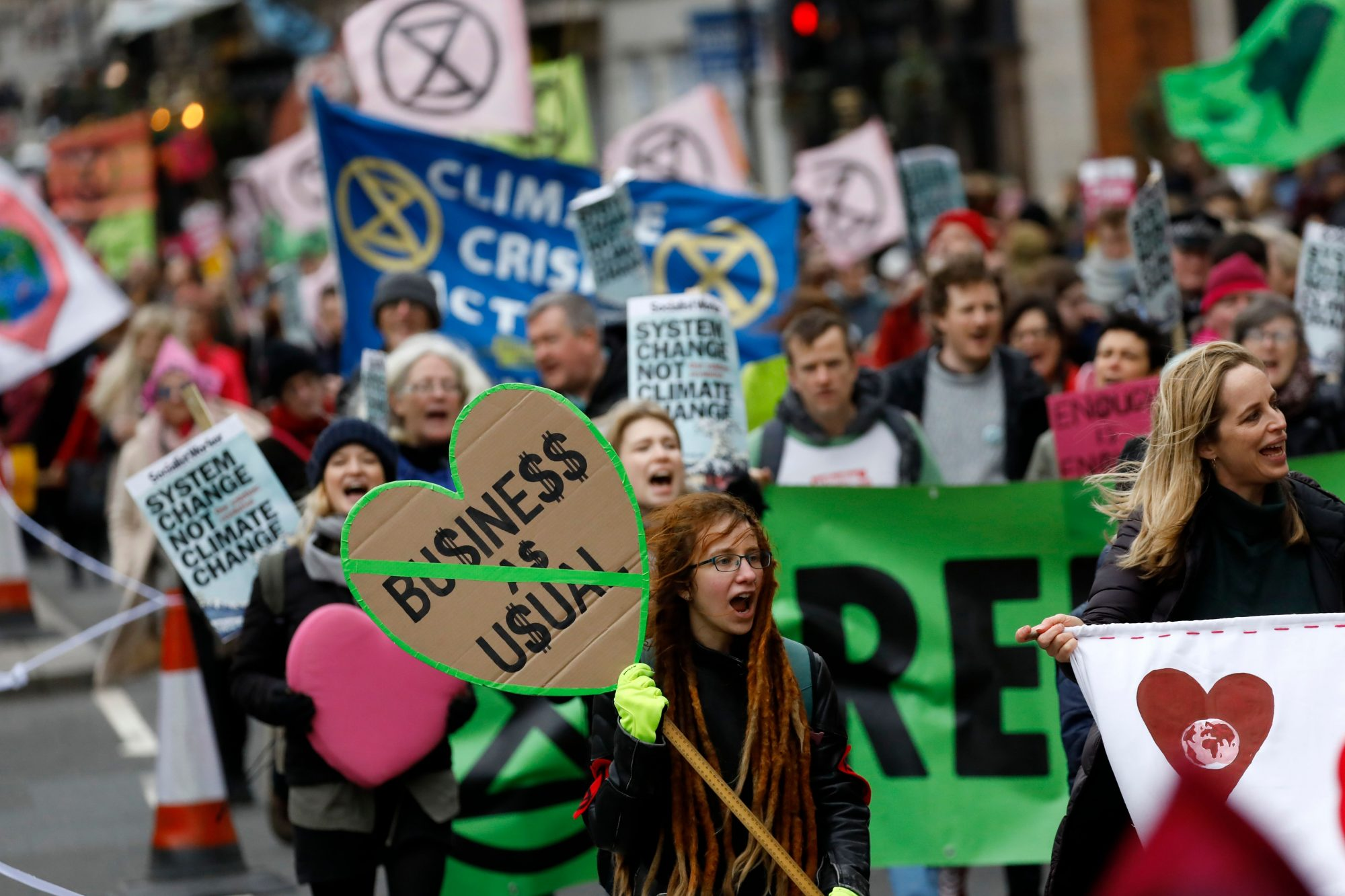 BRITAIN-ENVIRONMENT-CLIMATE-SOCIAL-PROTEST
