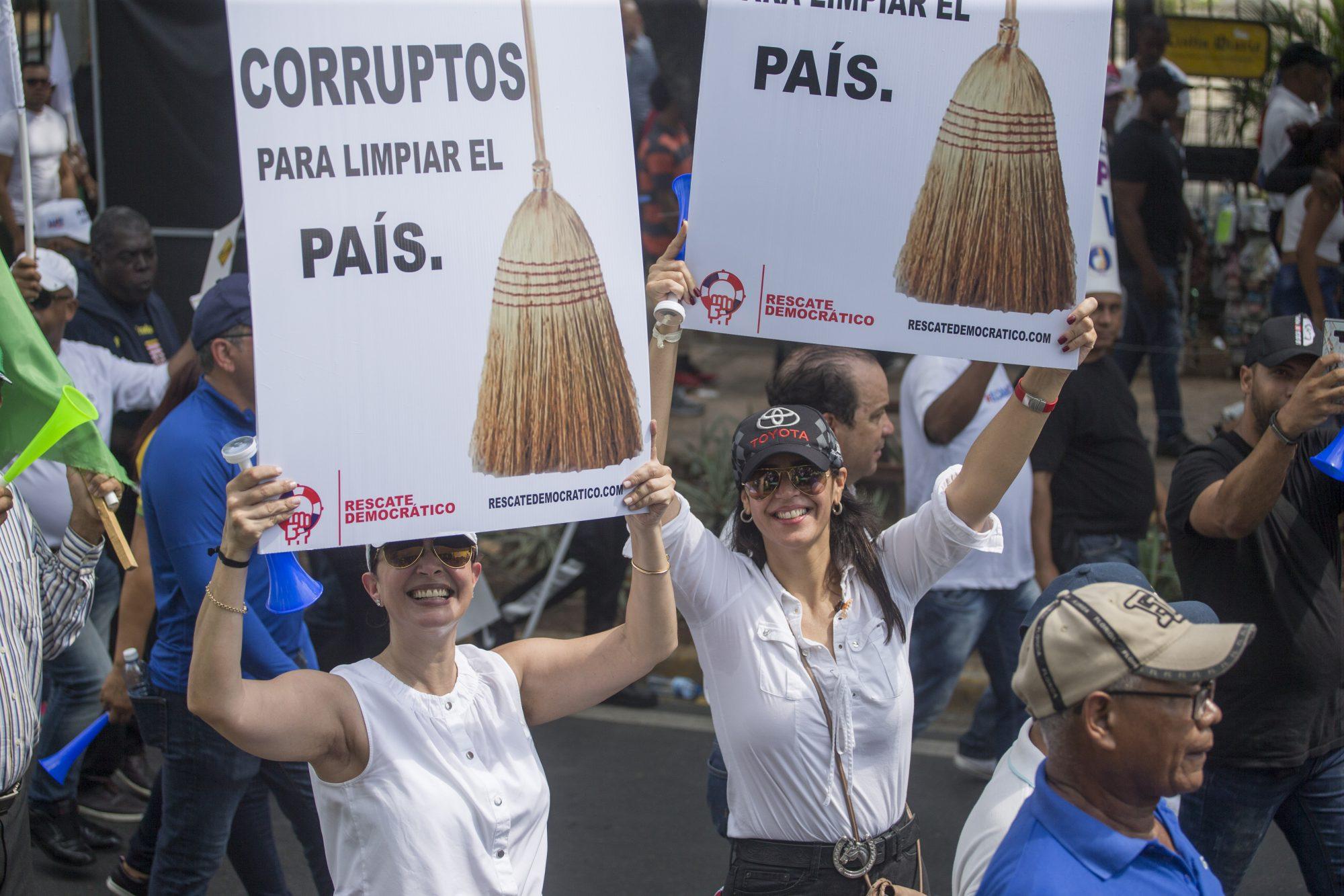 DOMINICAN REP-MUNICIPAL-ELECTION-SUSPENSION-PROTEST