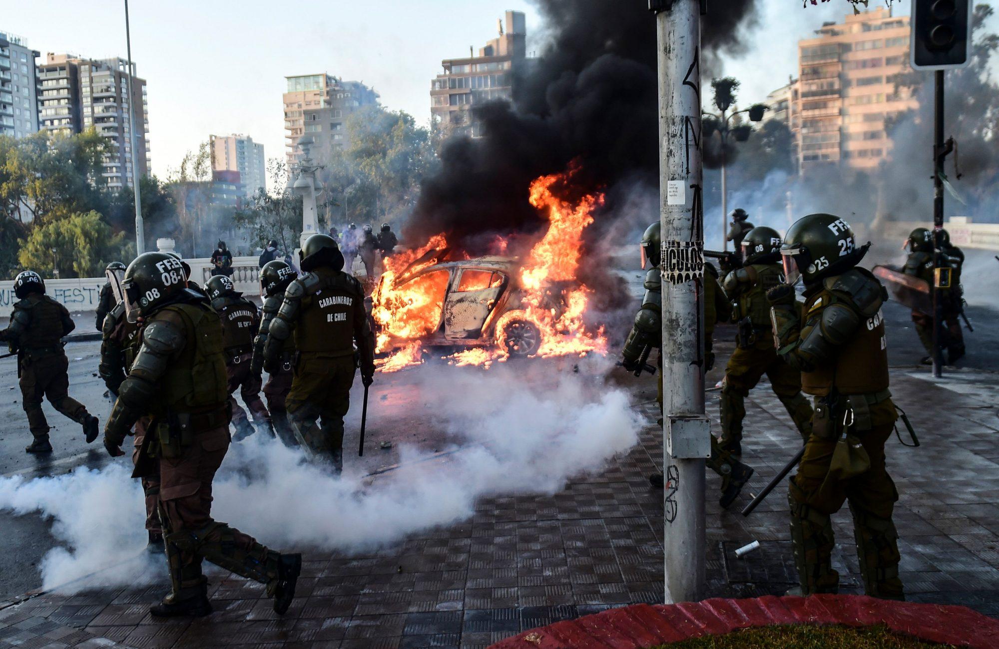CHILE-CRISIS-PROTEST-VINA-MUSIC-FESTIVAL