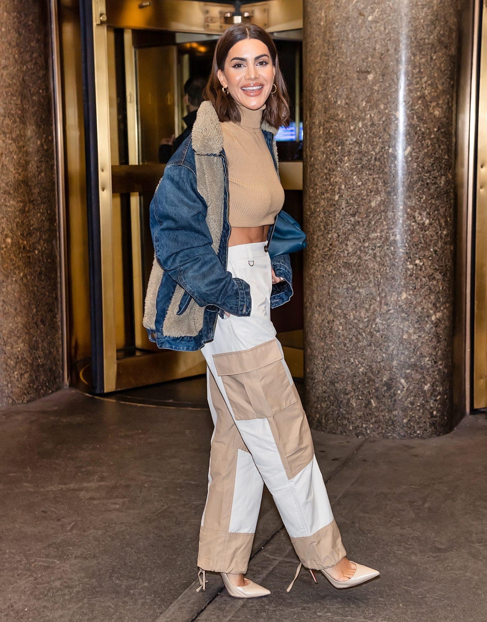 Celebrity Sightings In New York City - February 11, 2020