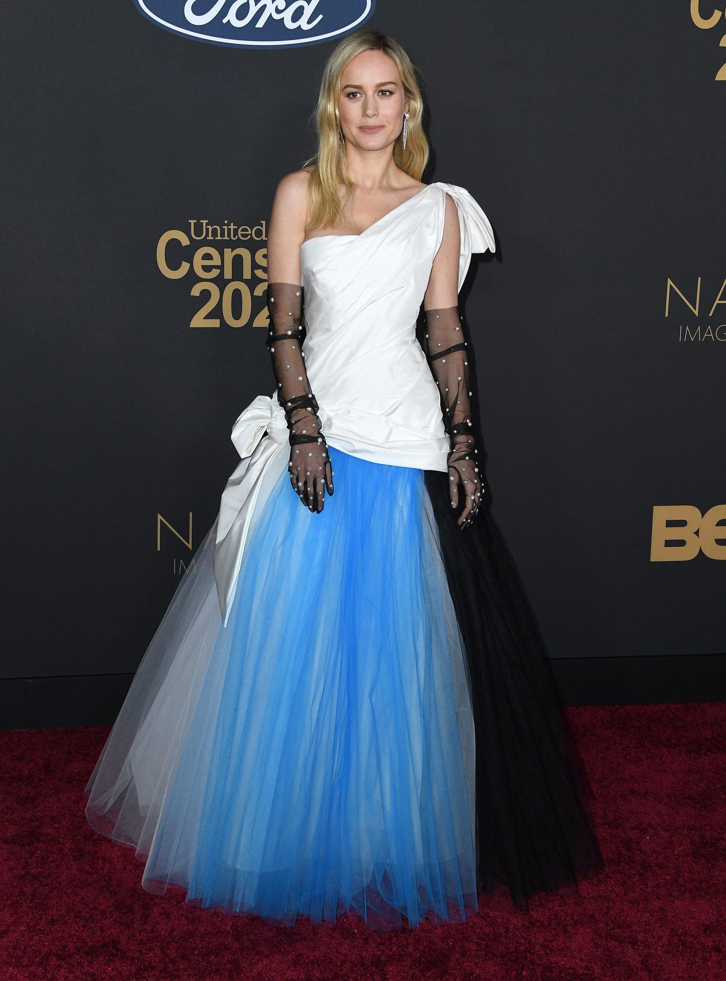 Brie Larson, looks