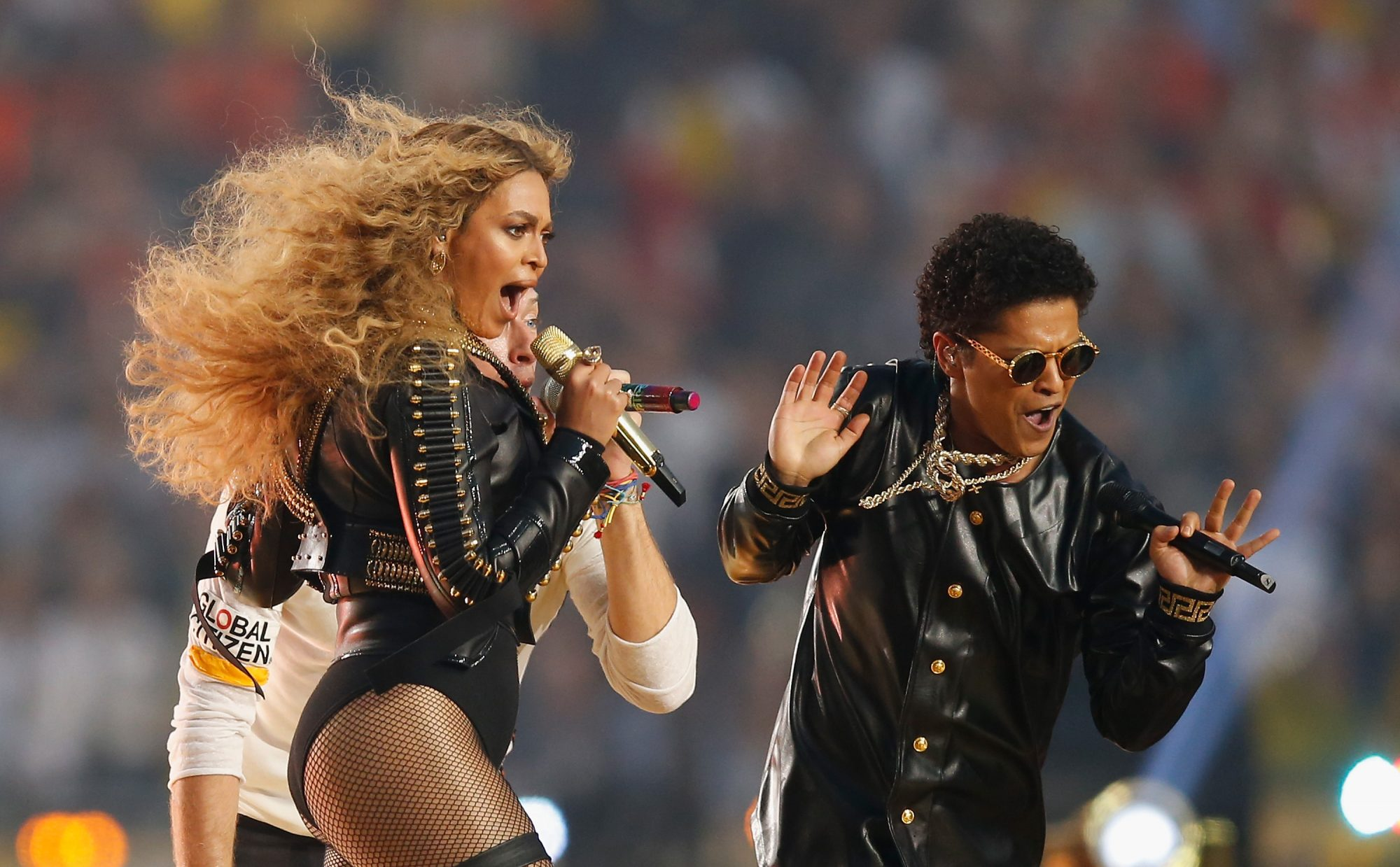 Beyoncé, Bruno Mars