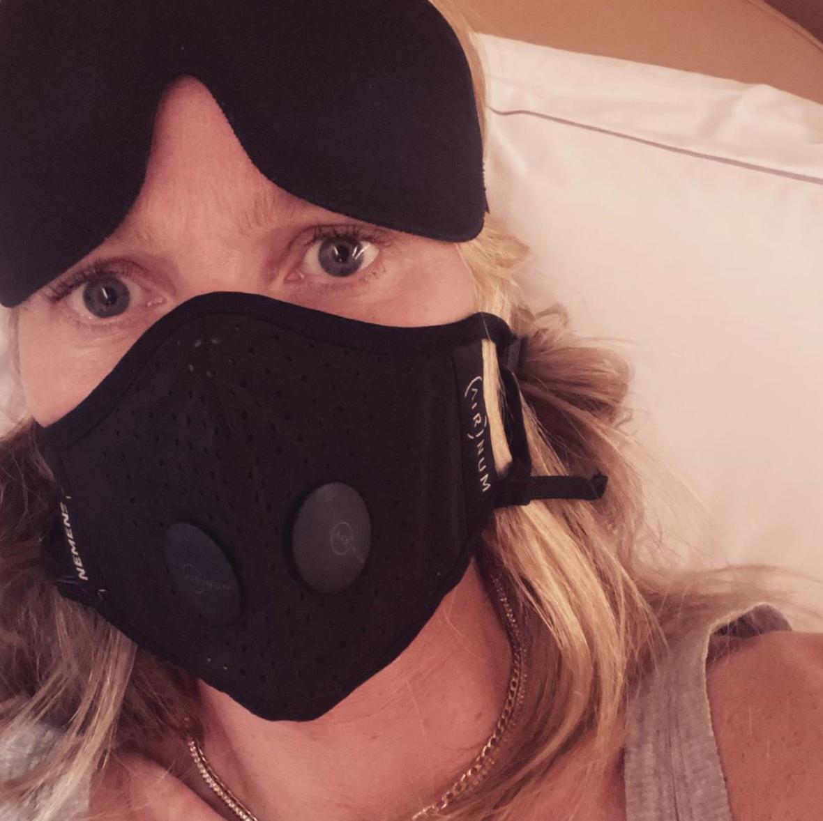 Gwyneth Paltrow contra el Coronavirus