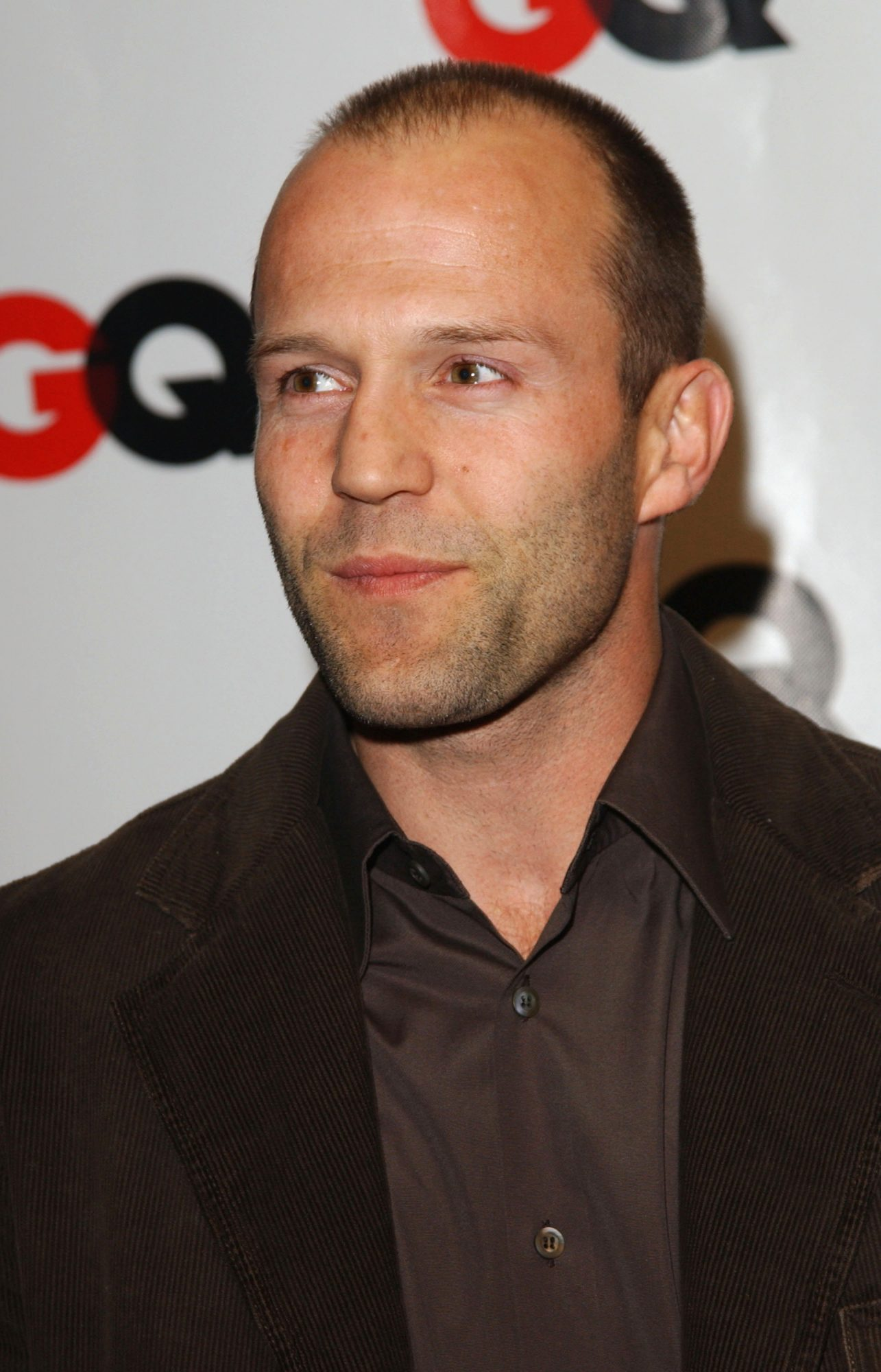 Jason Statham con pelo