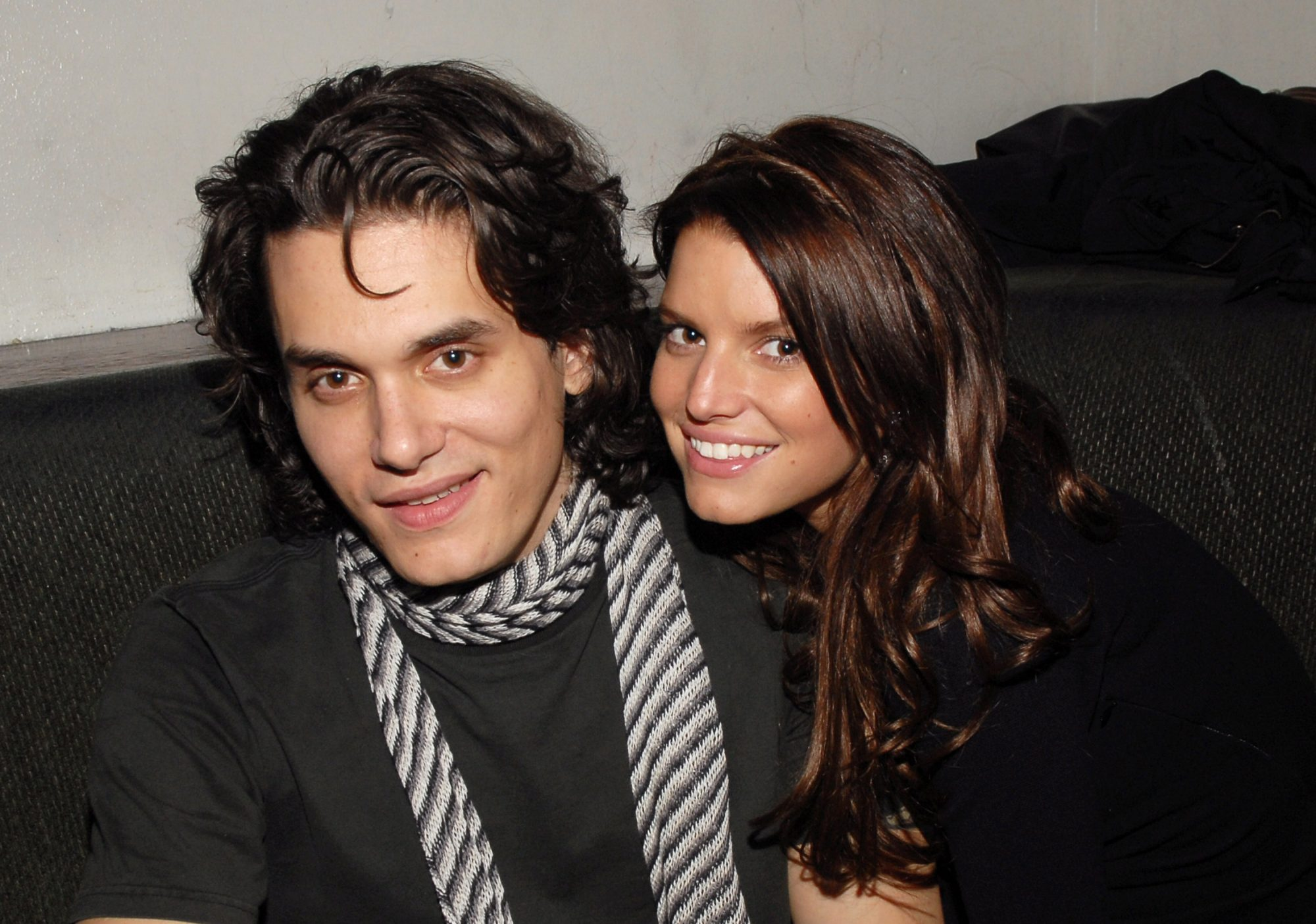 Jessica Simpson y John Mayer