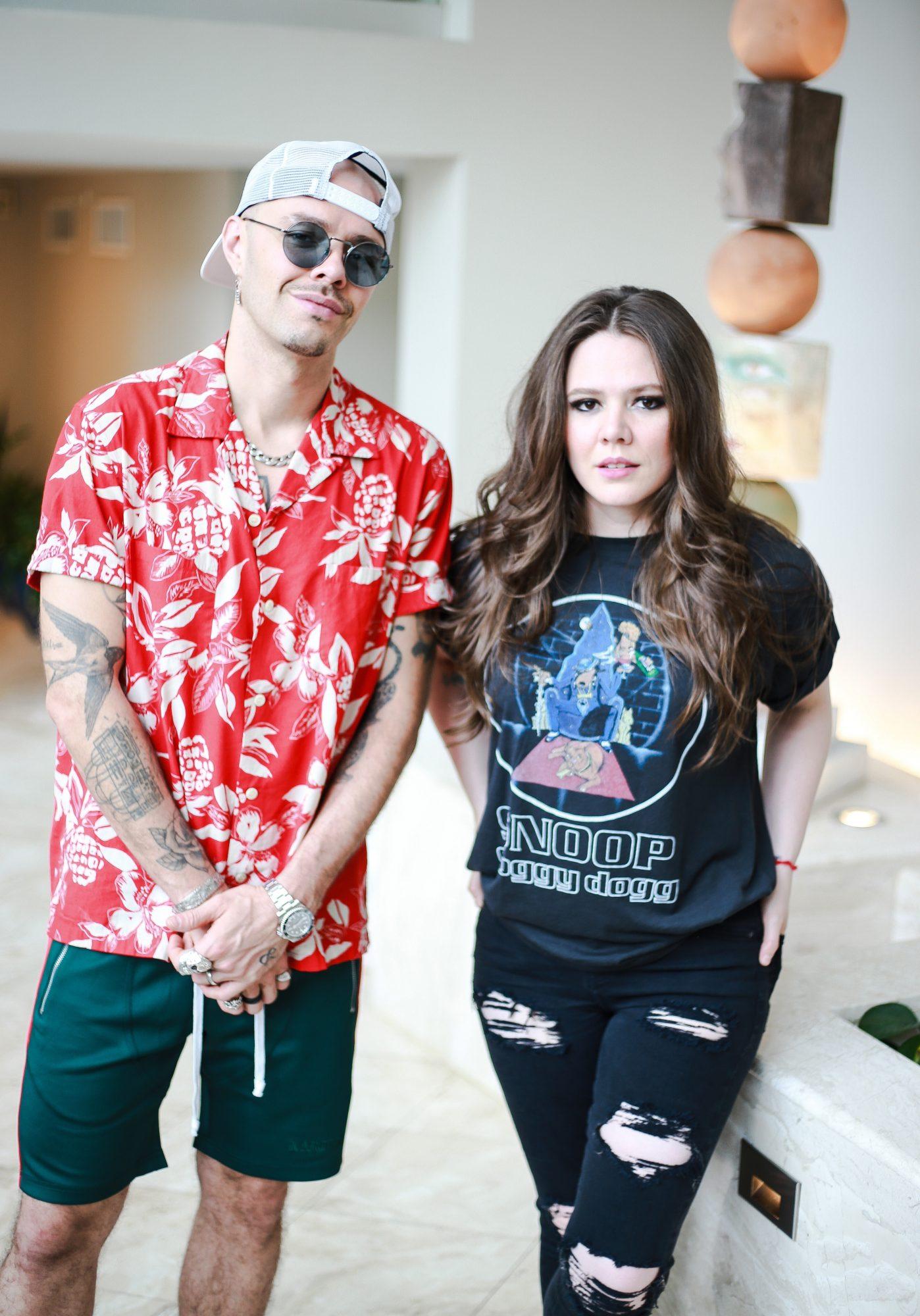 Jesse & Joy Visit Puerto Rico