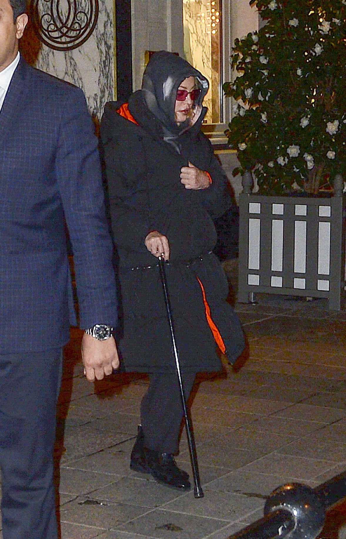 Madonna en paris