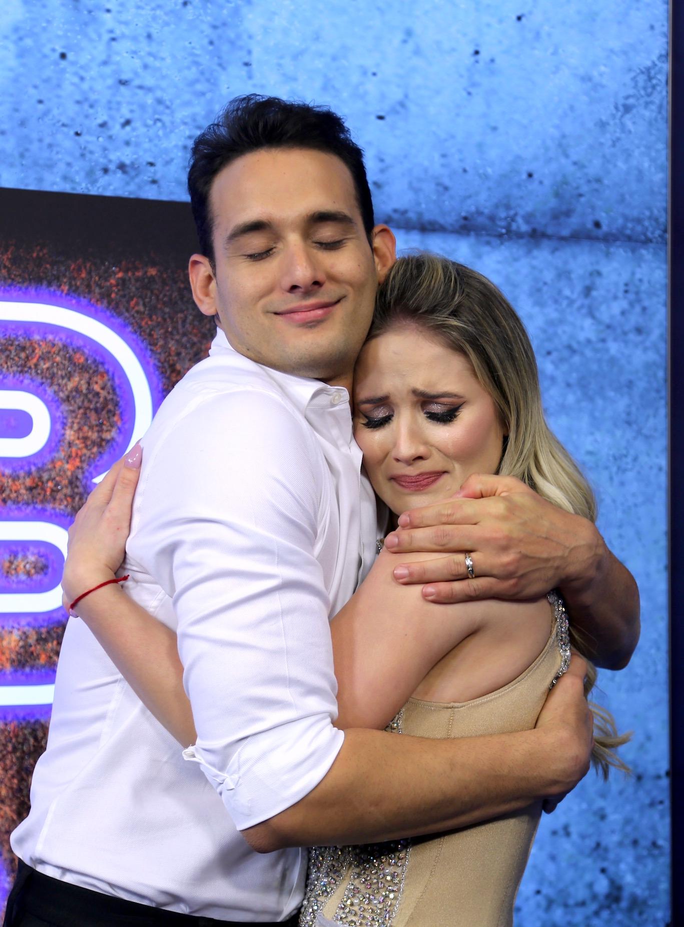 Kimberly Dos Ramos resultó ser la eliminada de la semifinal de Mira quién baila All Stars