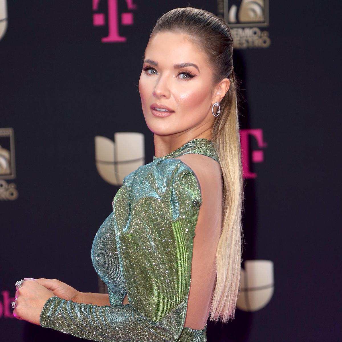 Kimberly Dos Ramos, premio lo nuestro, 2020, mejores looks de belleza