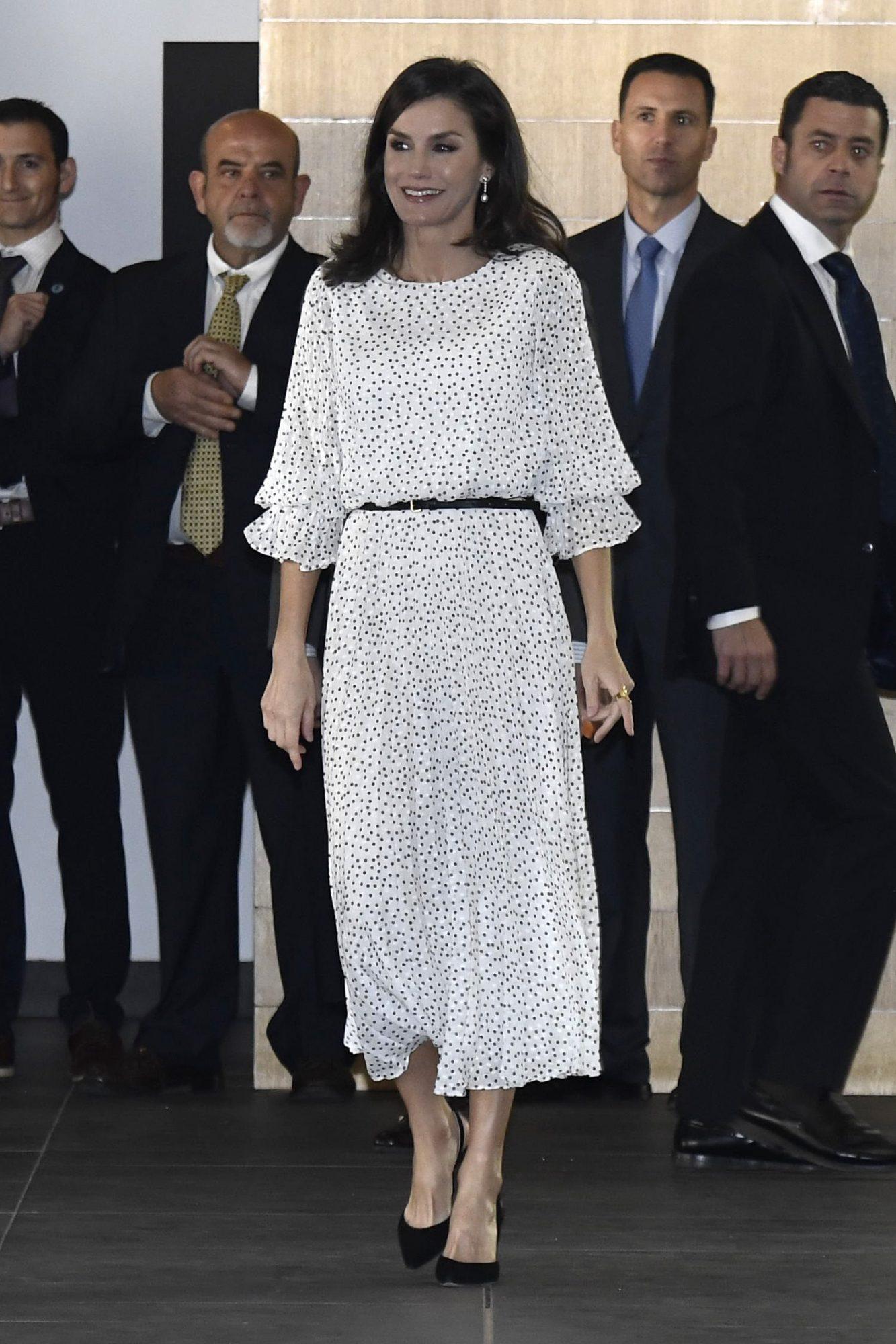 La reina Letizia, madrid, looks