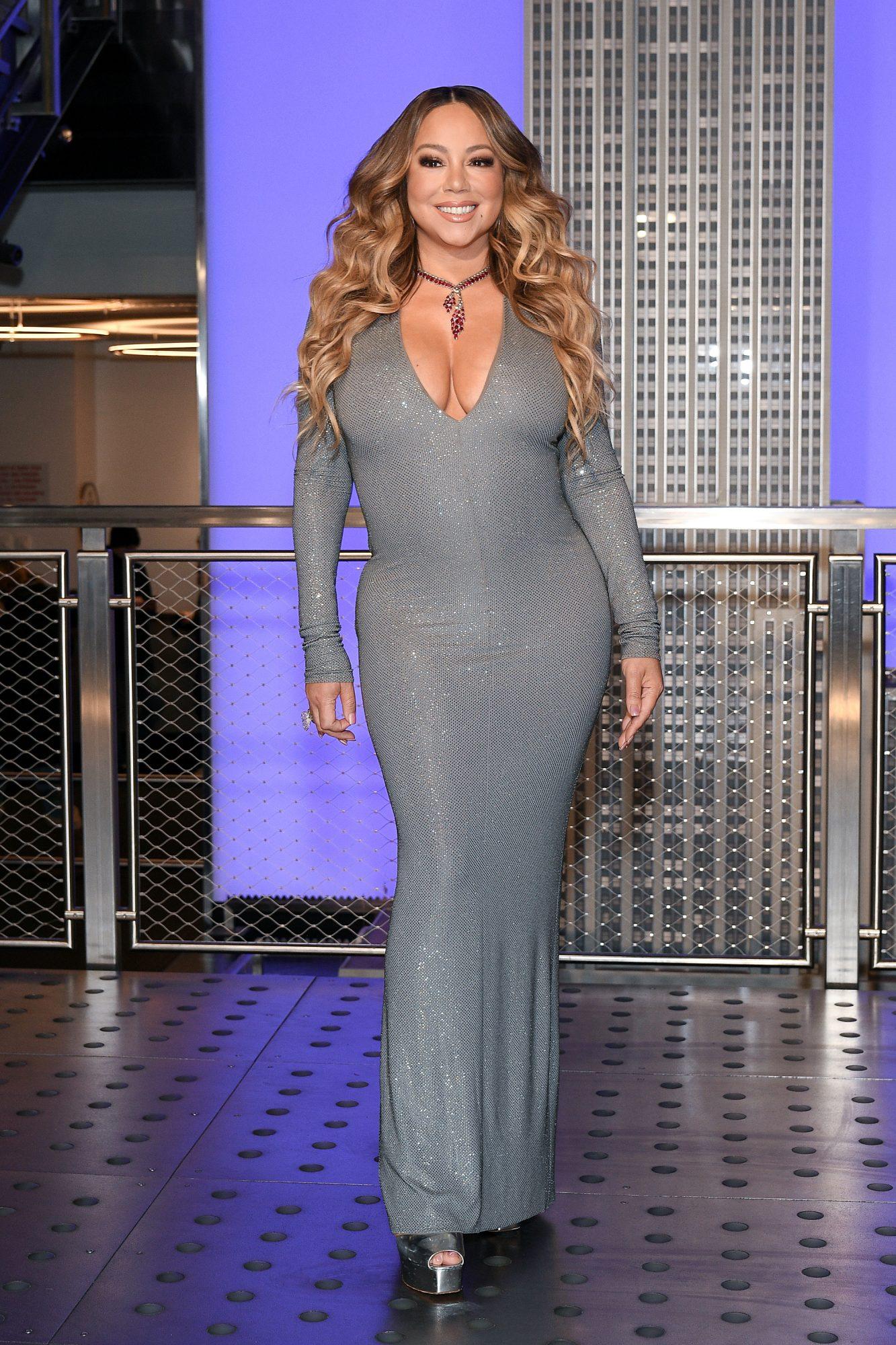Mariah Carey, looks