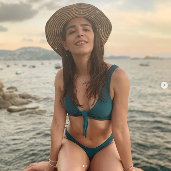 Instagram/ MIchelle de Regil