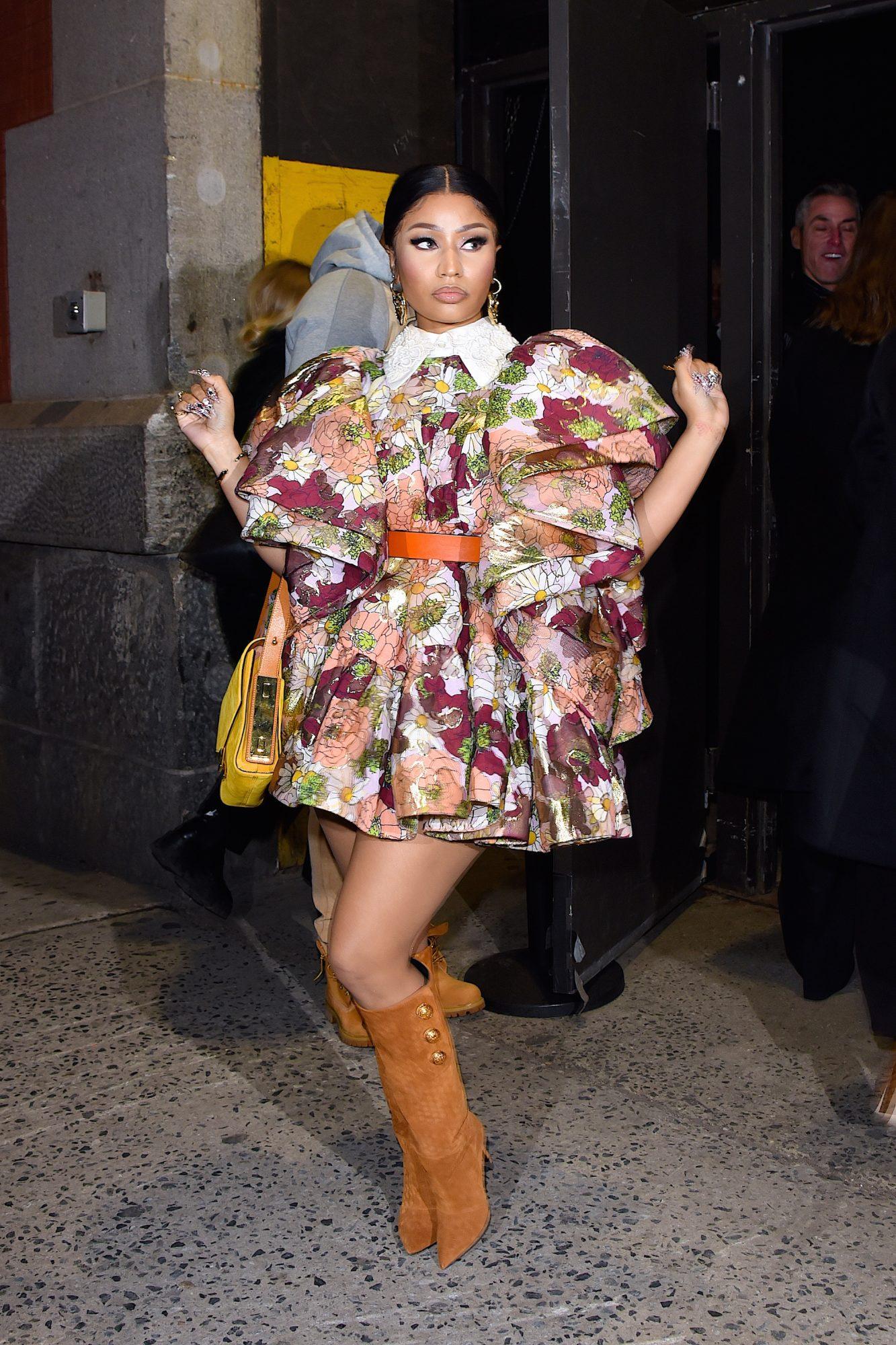 Nicki Minaj, looks
