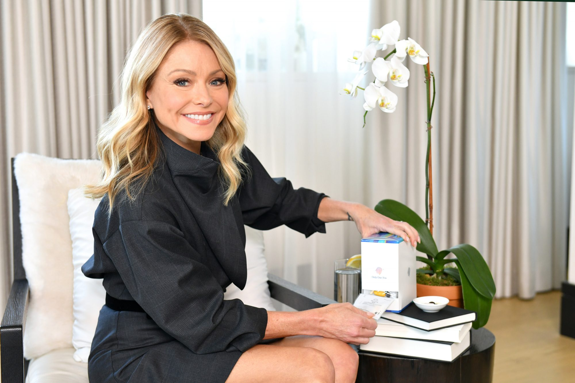 Kelly Ripa Announces New Role As Persona Nutrition's Celebrity Brand Ambassador