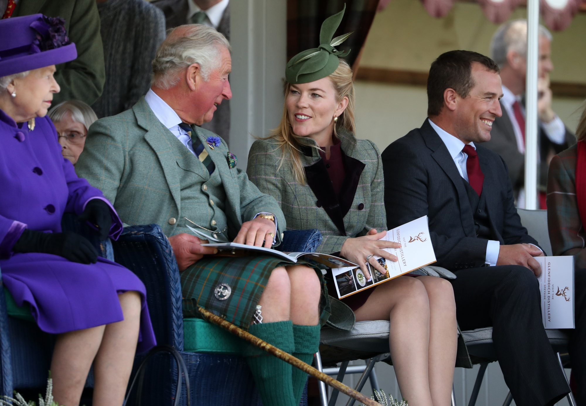 Peter y Autumn Phillips se están divorciando