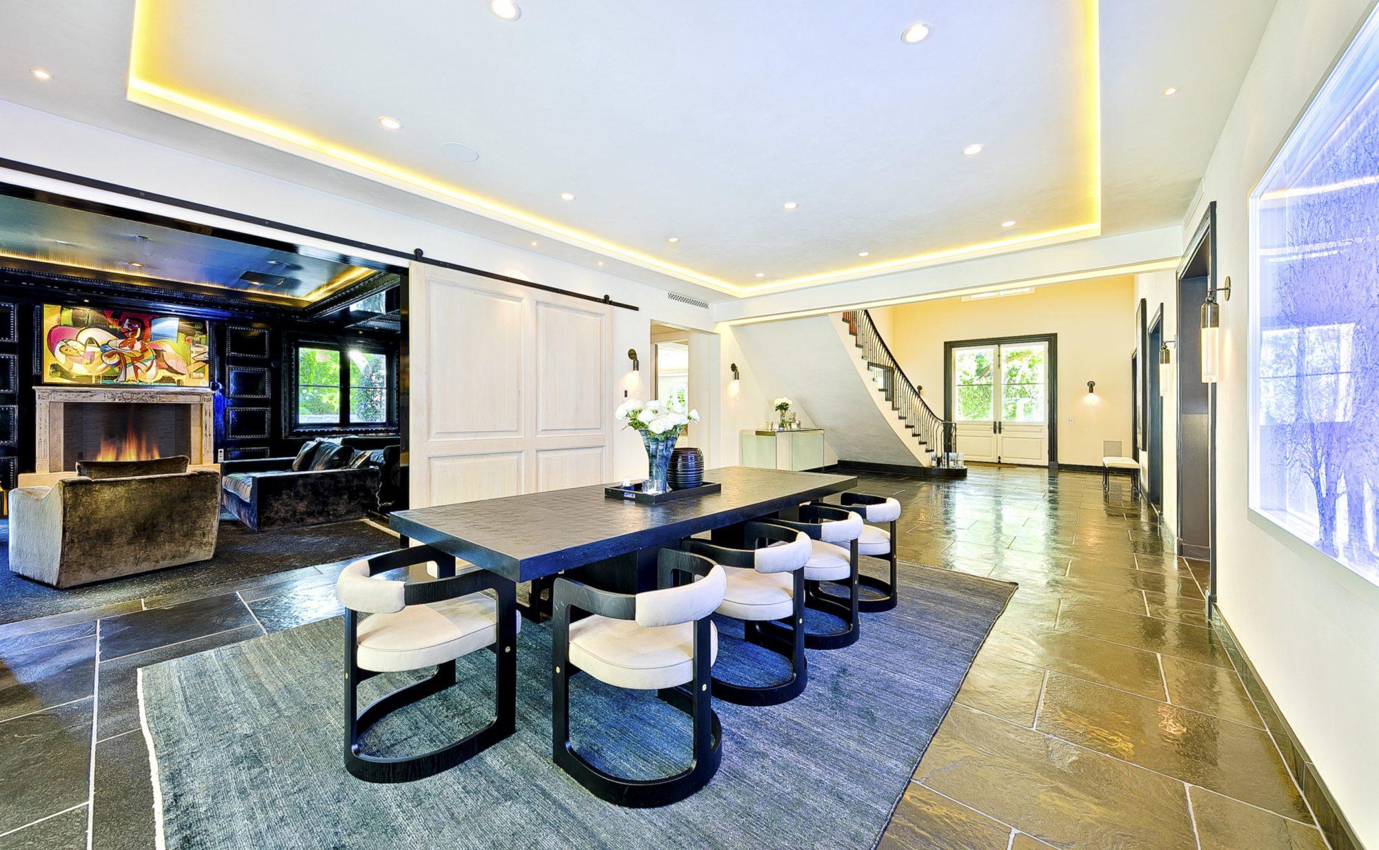Nuevo hogar de Meghan Markle y el príncipe Harry