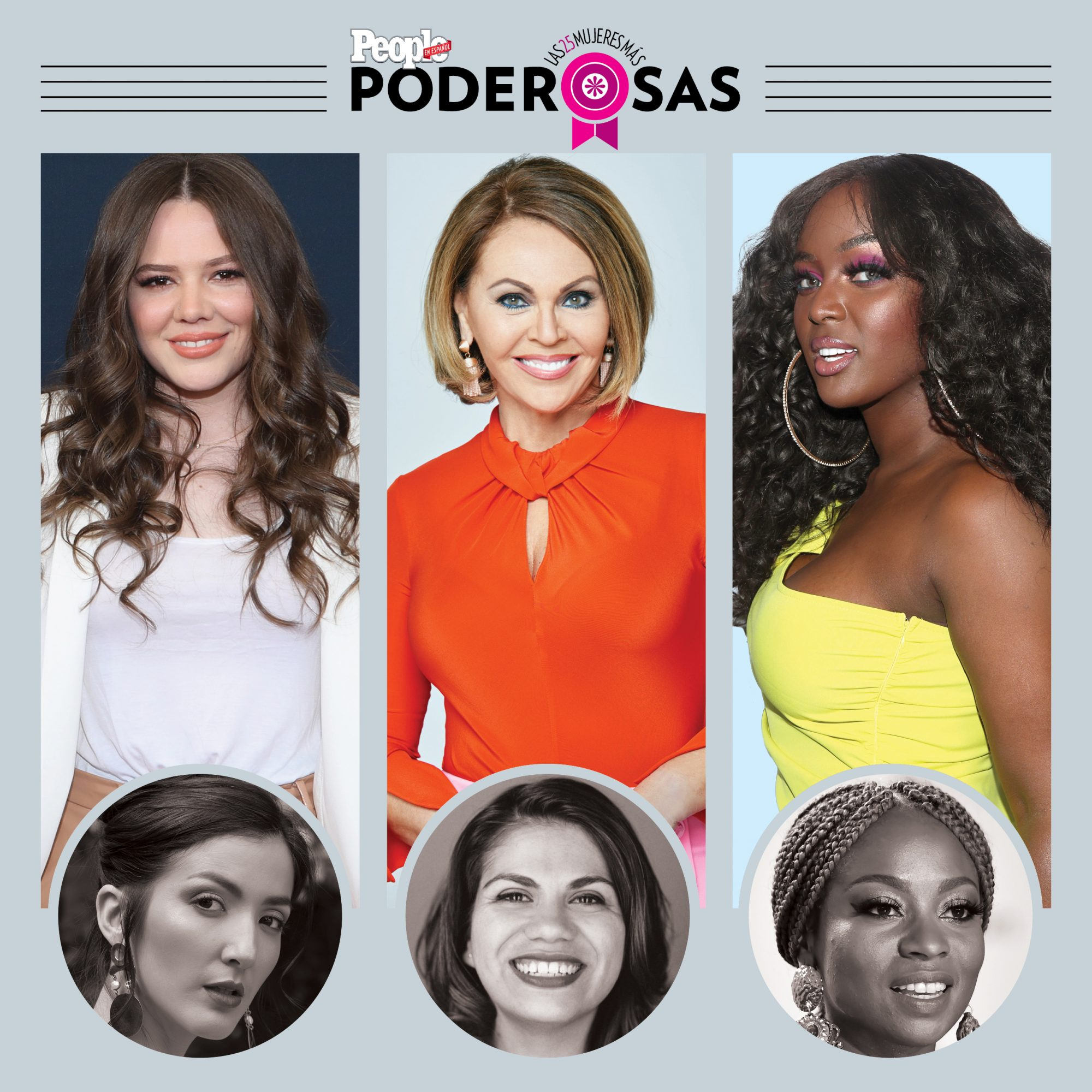 Poderosas 2020/Tres finalistas