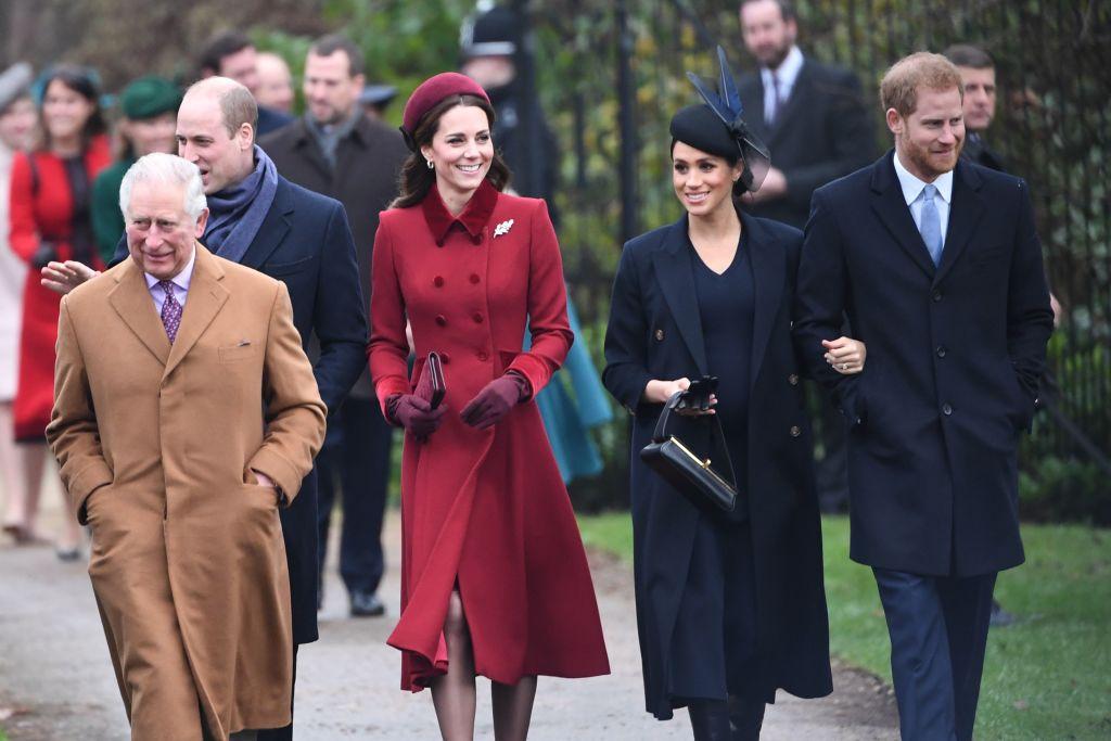 Príncipe Harry, Kate MIddleton, Meghan Markle