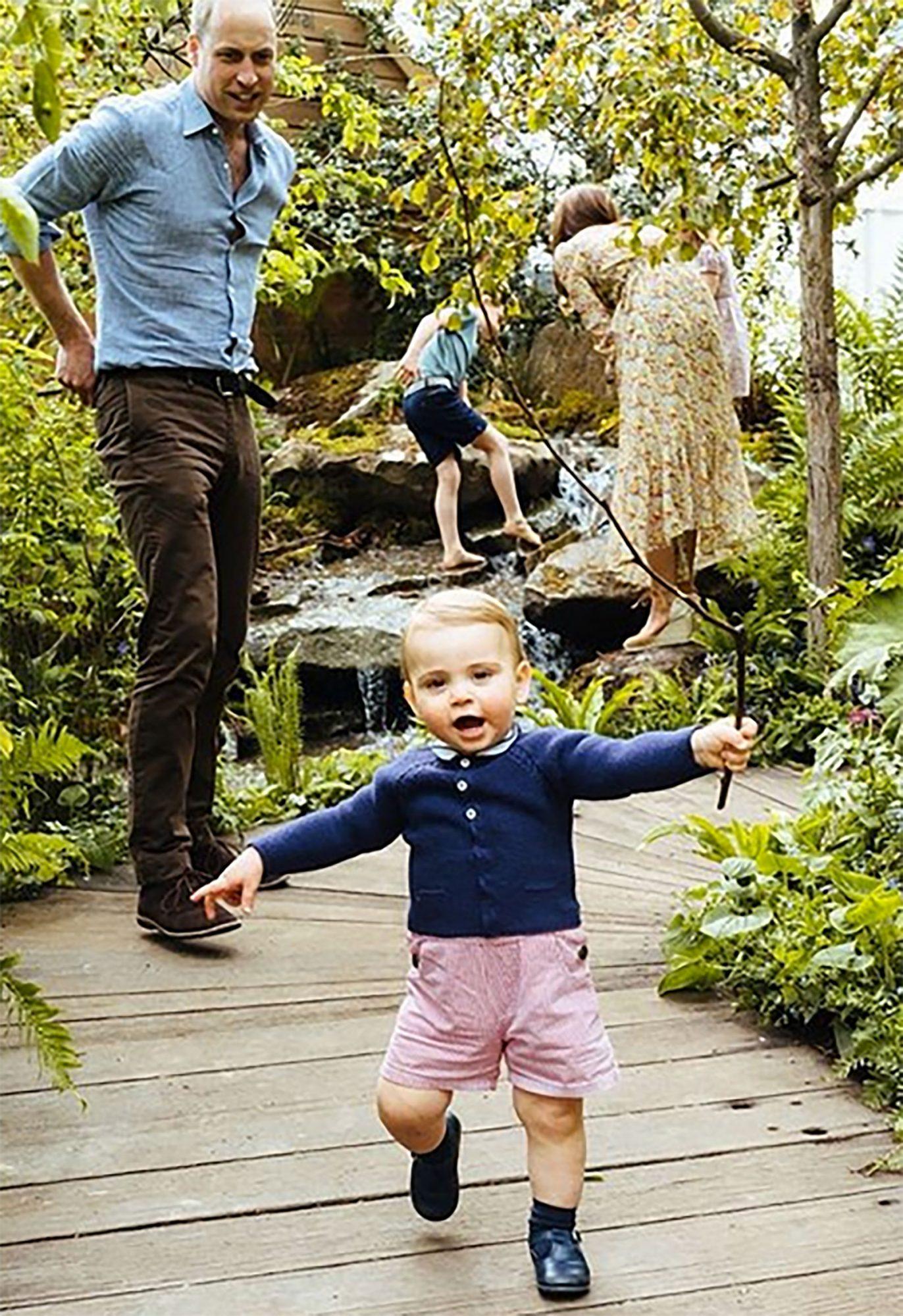 Príncipe William, Kate Middleton, príncipe louis