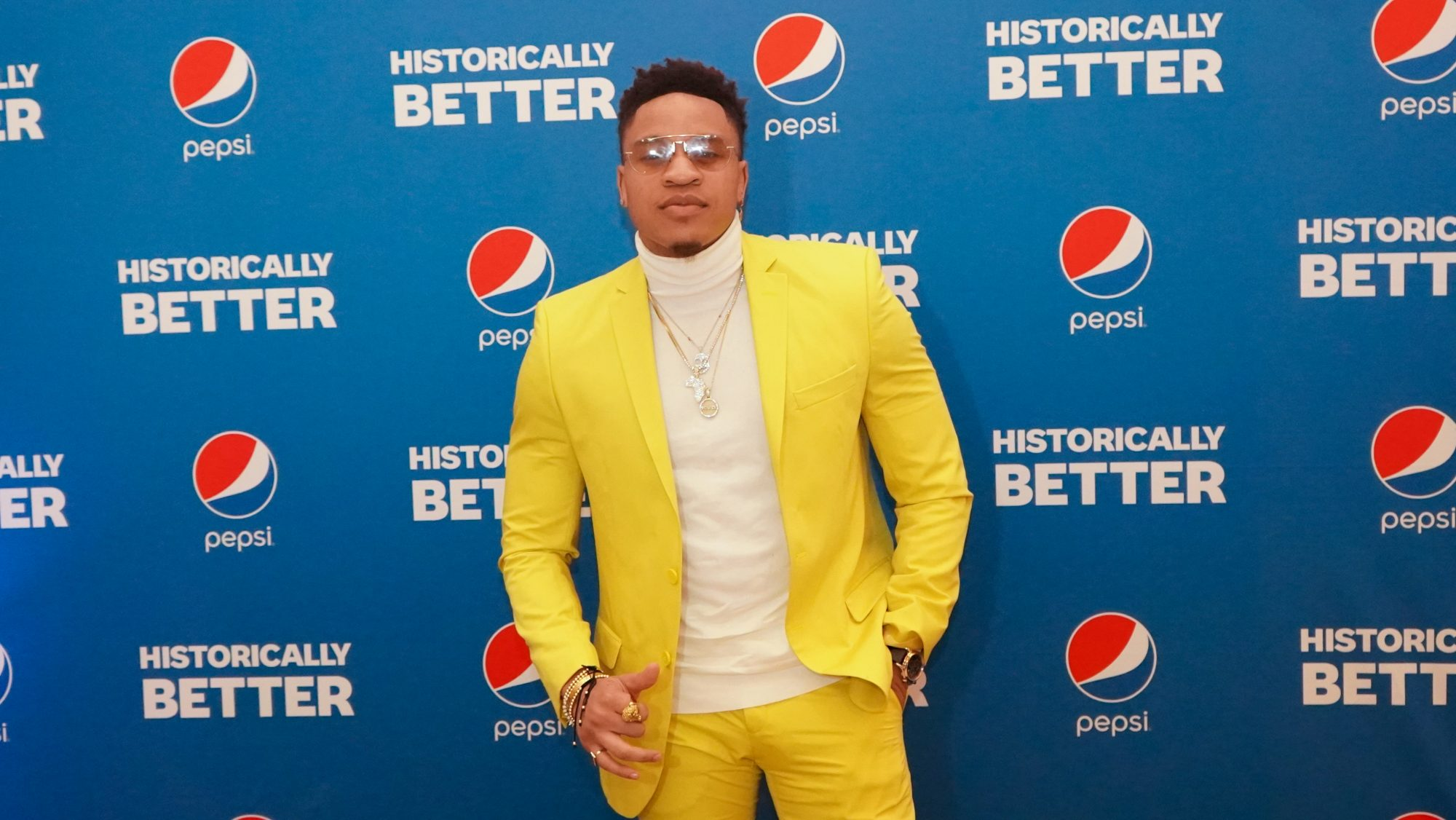 Rotimi at Historically Better Gala Presented by Pepsi