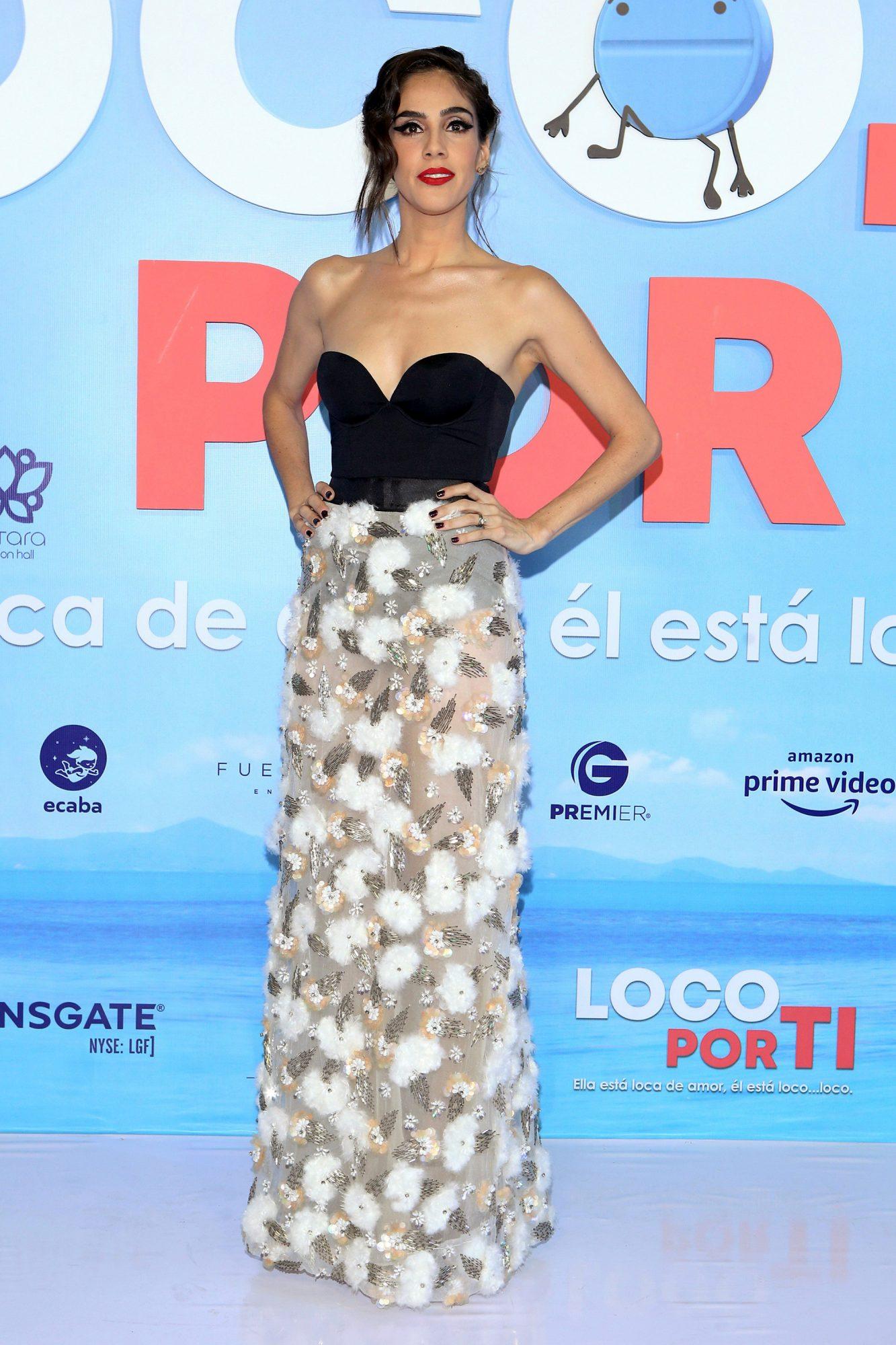 Sandra Echeverria, looks