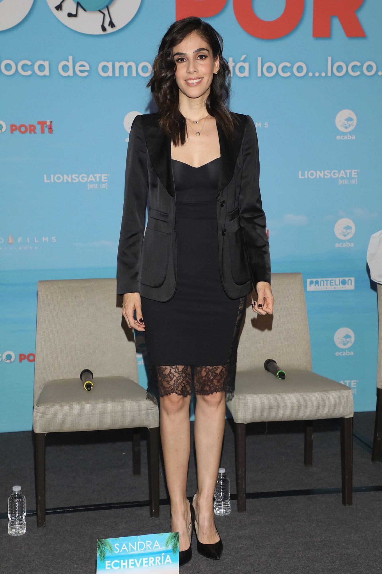 Sandra Echeverría, looks