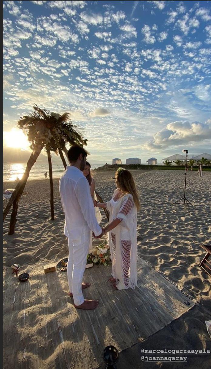 Sissi Fernández, boda espiritual