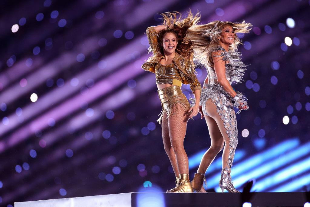 Shakira Jennifer Lopez Super Bowl
