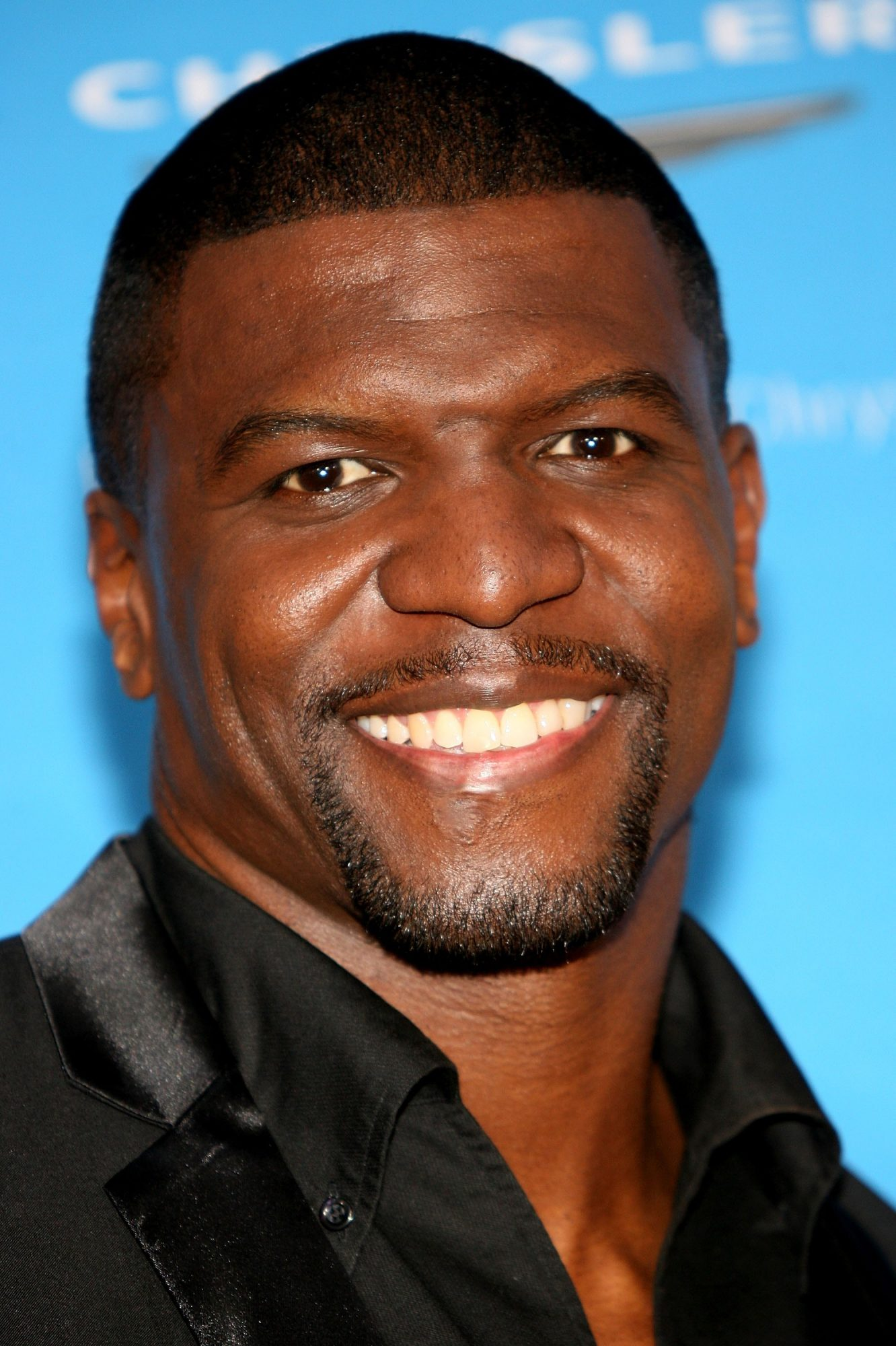 Terry Crews con pelo
