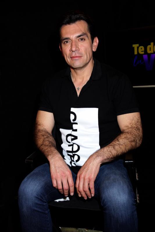 """Jorge Salinas participa en """"Te Doy La Vida"""