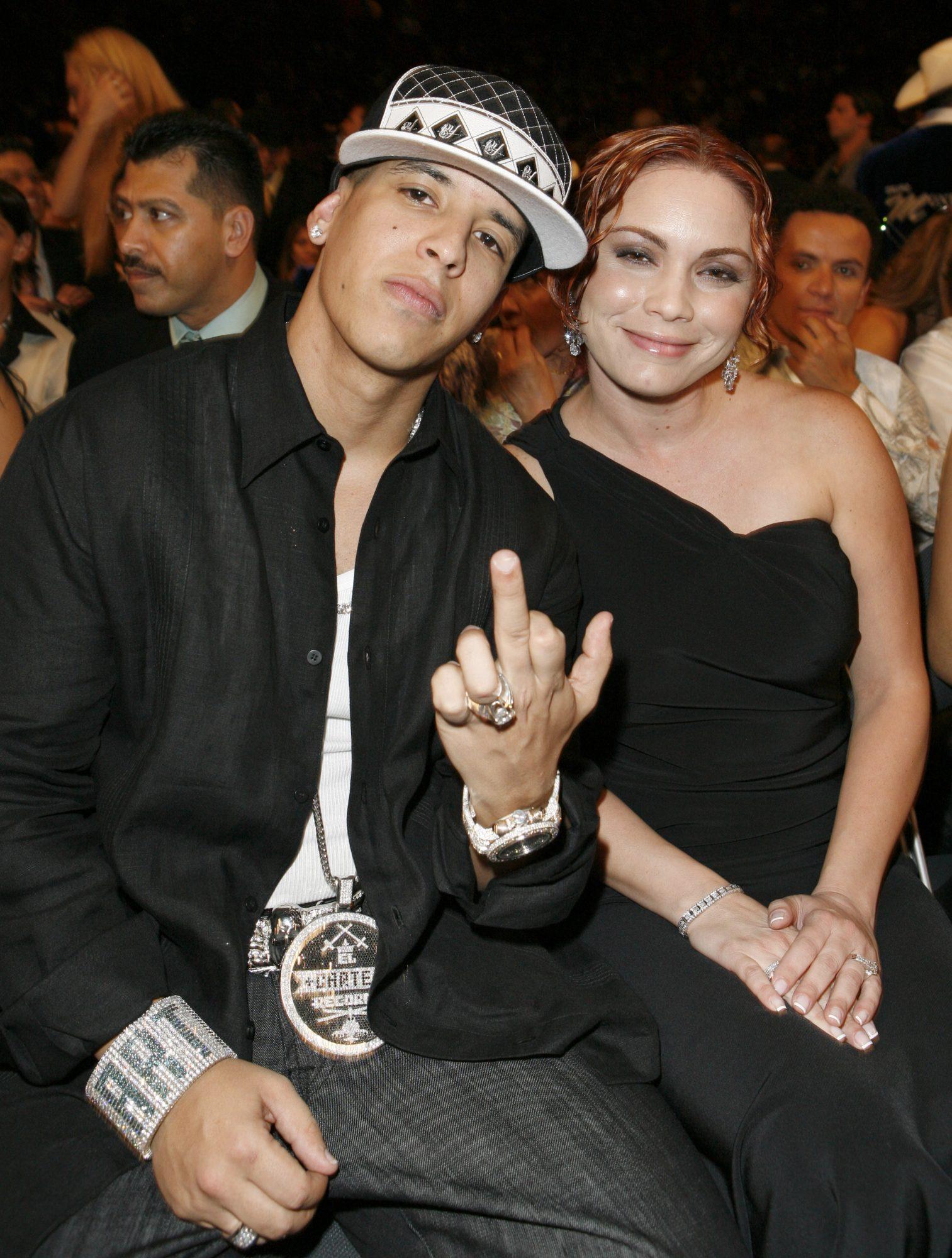 Daddy Yankee y esposa