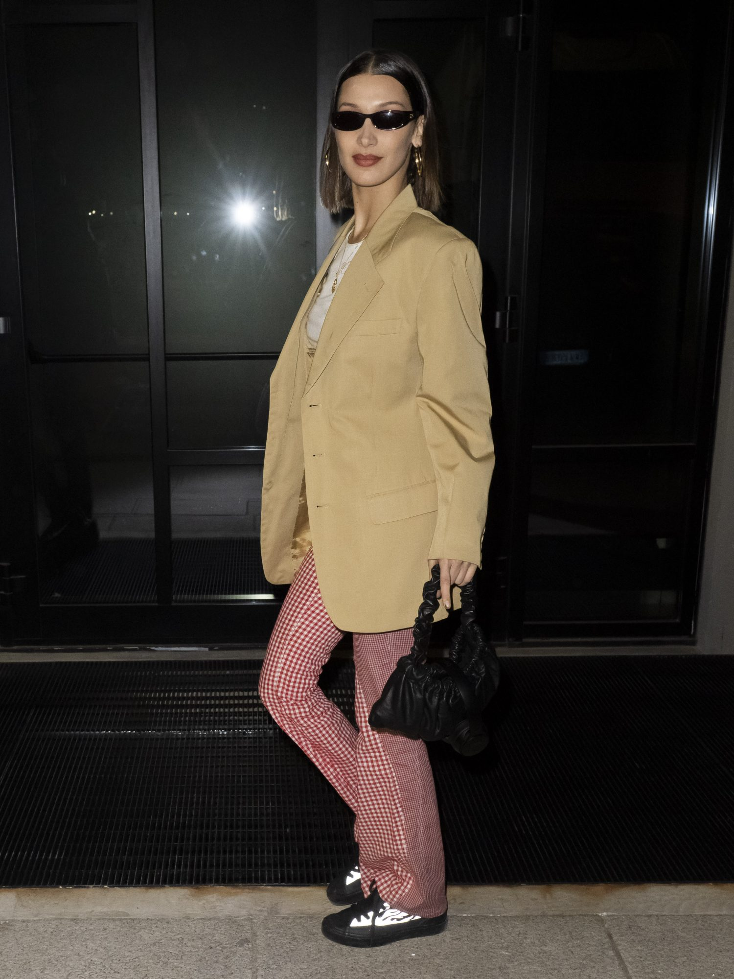 Celebrity Sightings: February 22nd - Milan Fashion Week Fall/Winter 2020-2021
