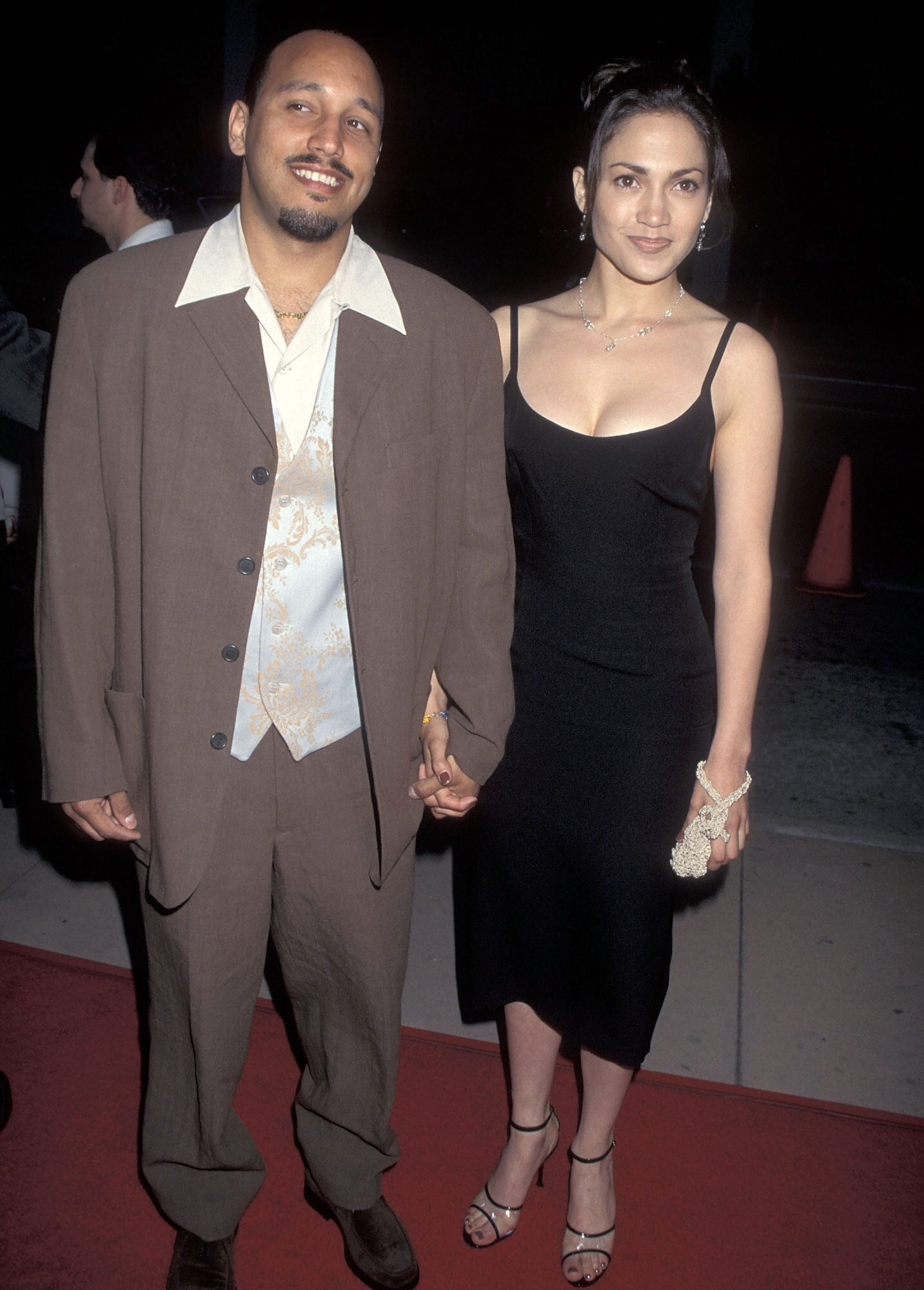 Jennifer Lopez y David Cruz