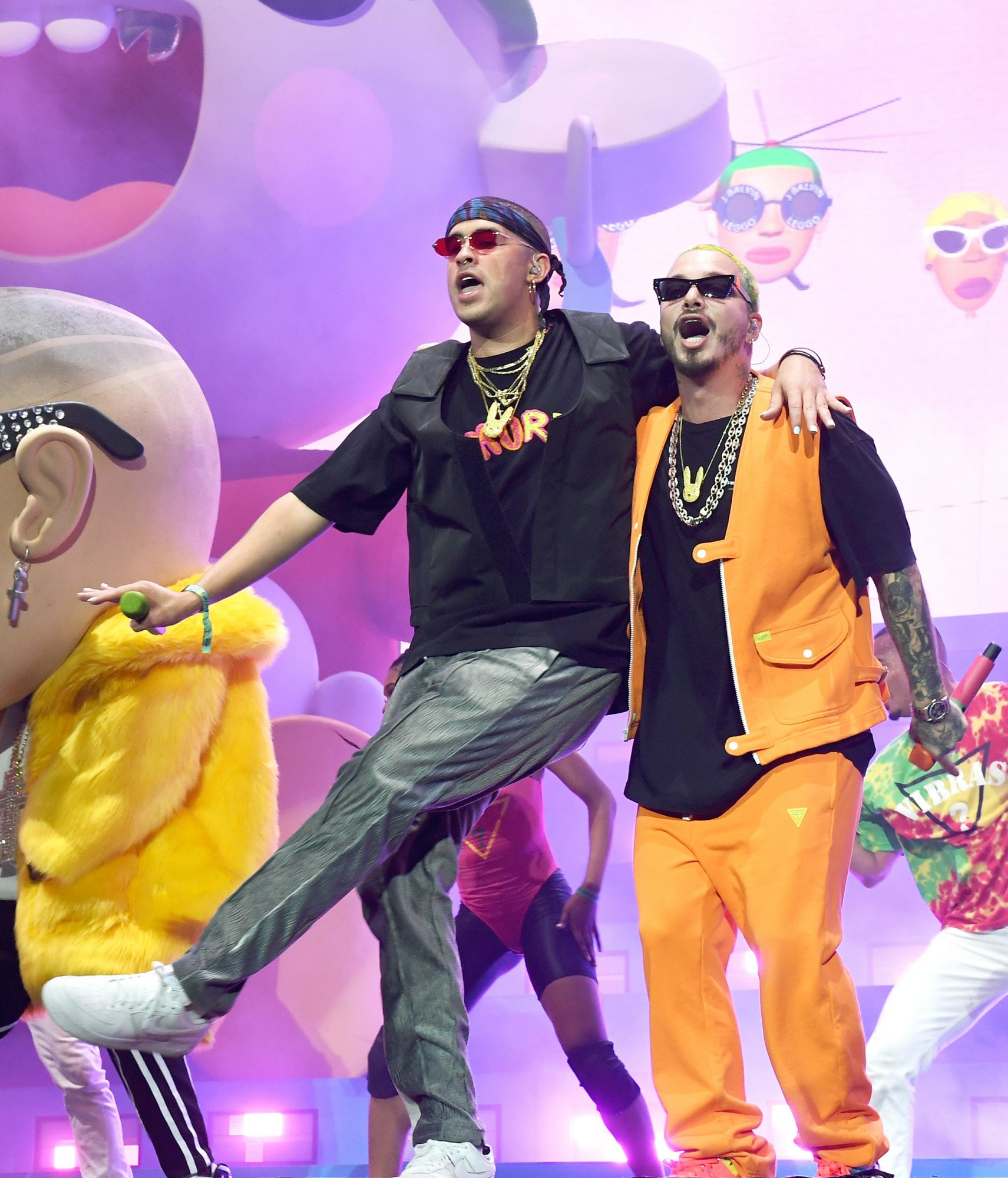 2019 Coachella Valley Music And Arts Festival - Weekend 2 - Day 2