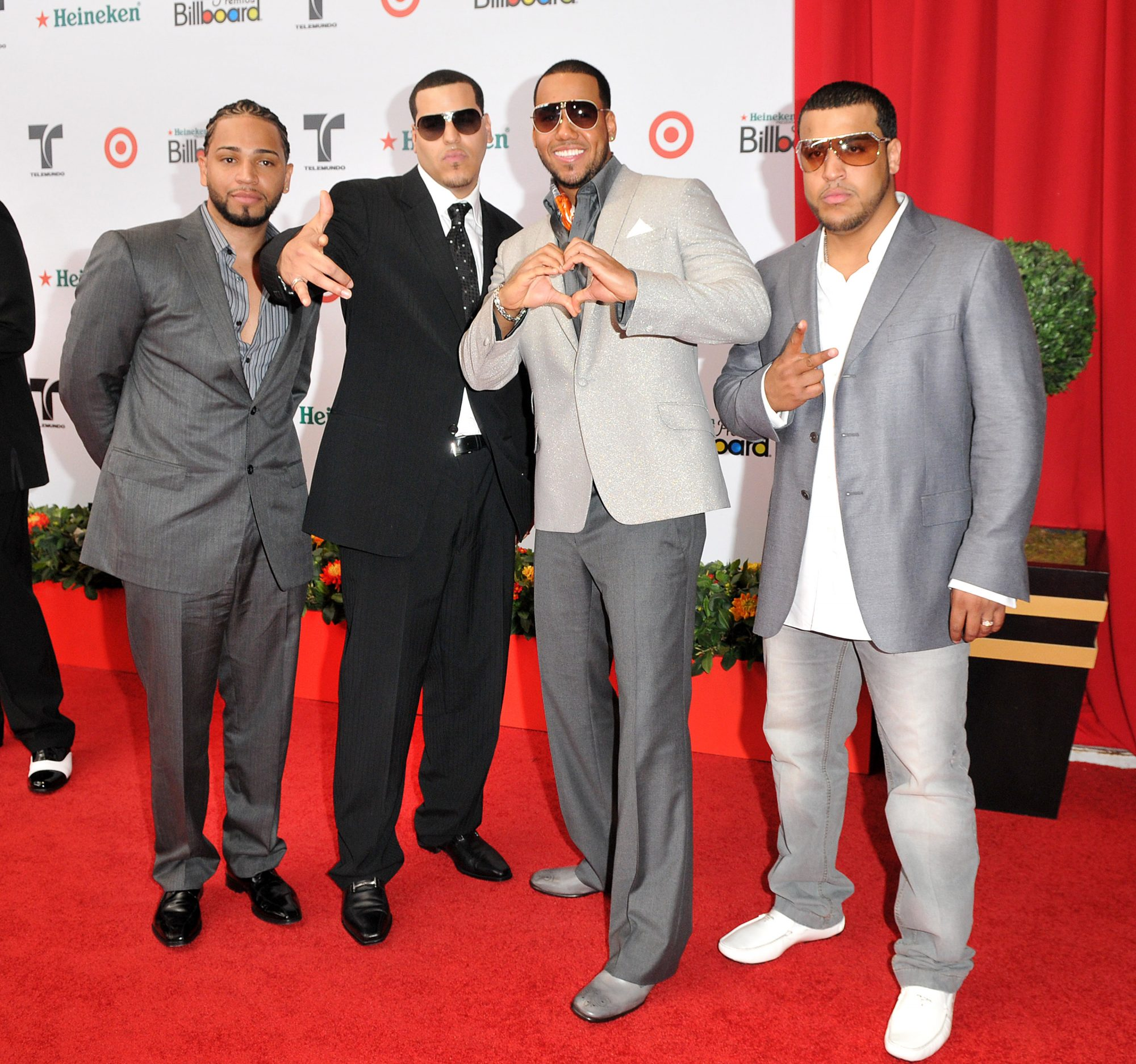 2008 Billboard Latin Music Awards - Arrivals