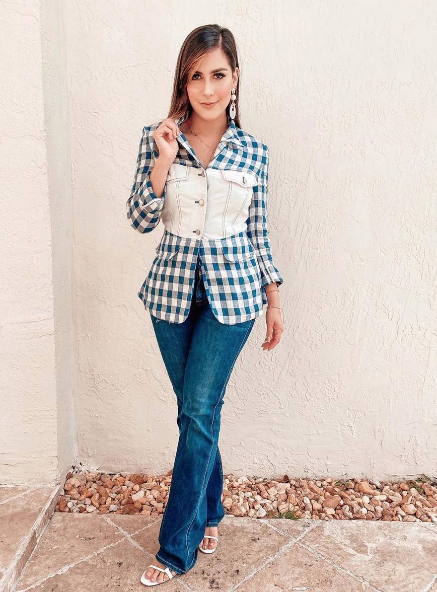Jessica Rodriguez, looks despierta america, instagram