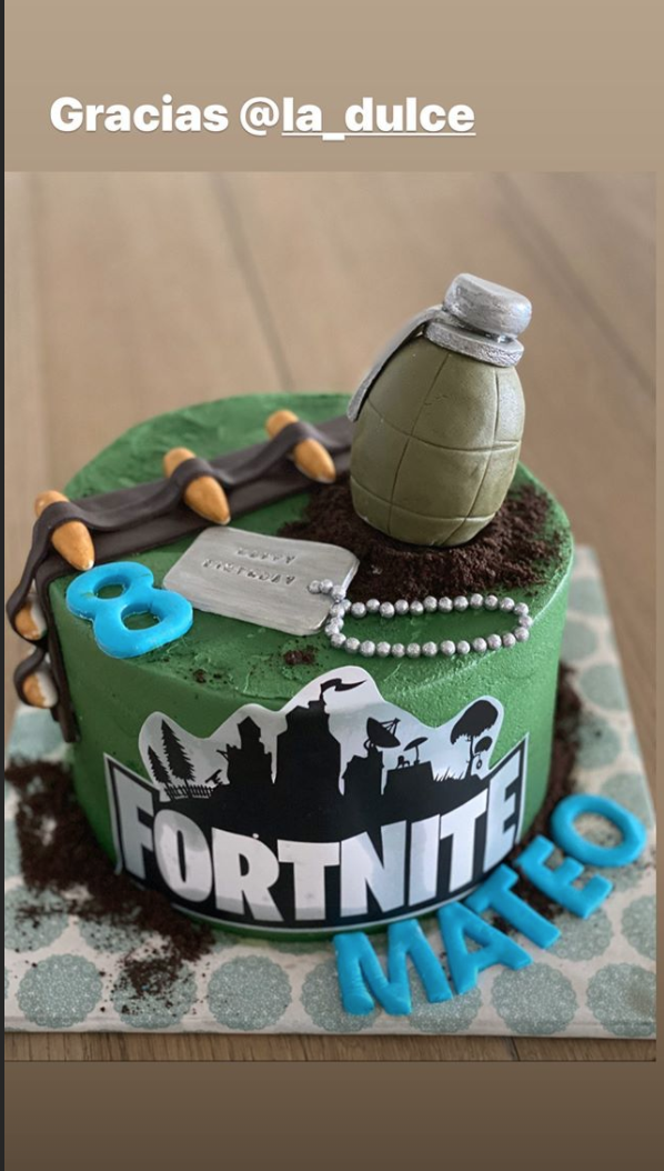 El cumpleaños de hijo de Galilea Montijo