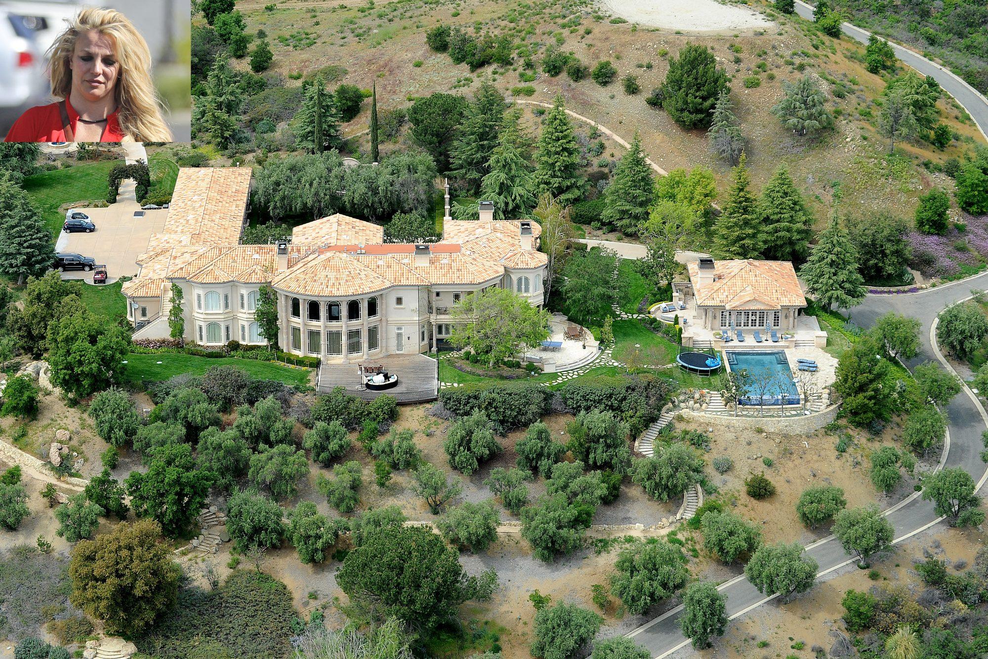mansiones donde se alojan las celebridades durante la cuarentena