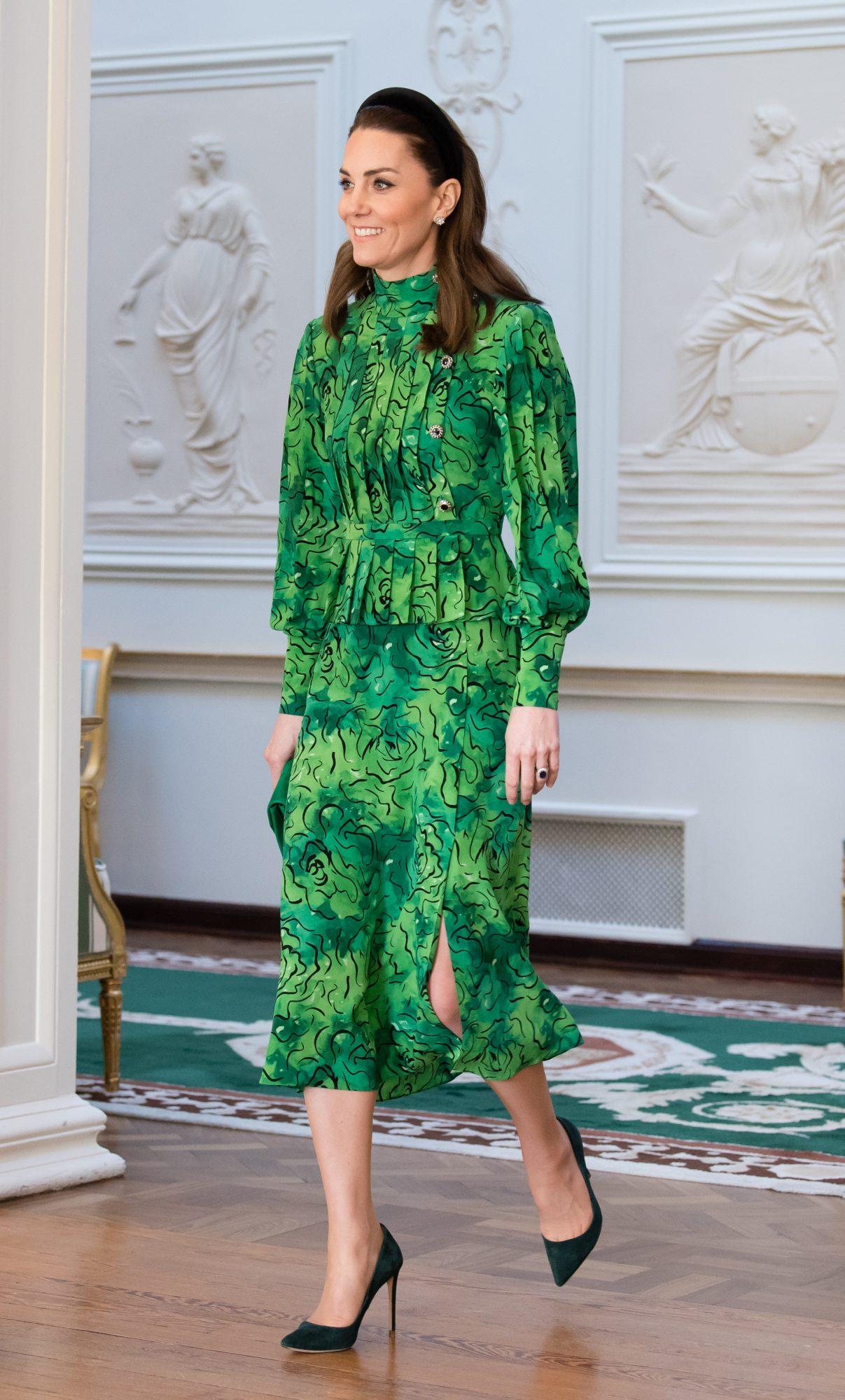 Kate Middleton, mejores looks, looks, londres