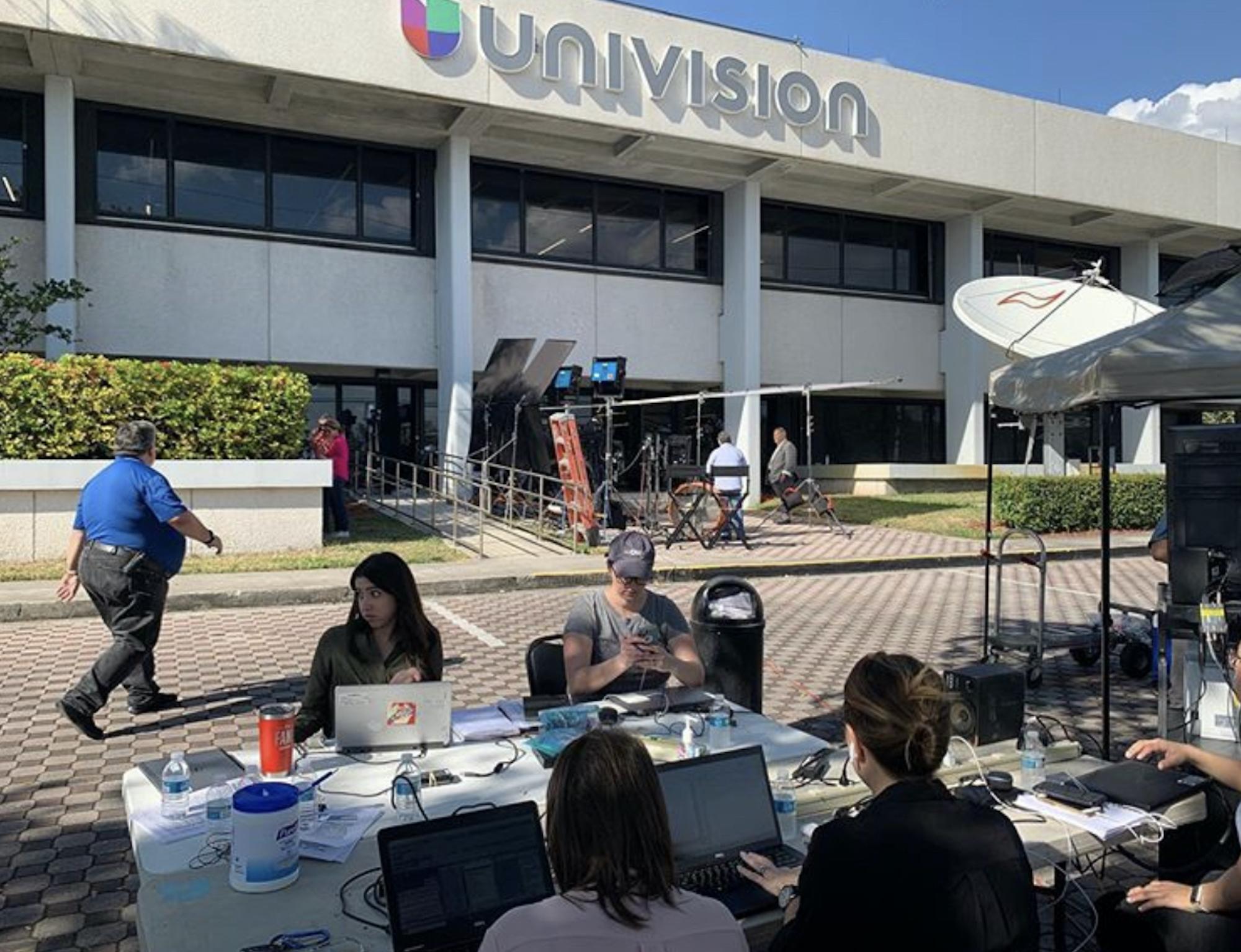 Univision coronavirus 5