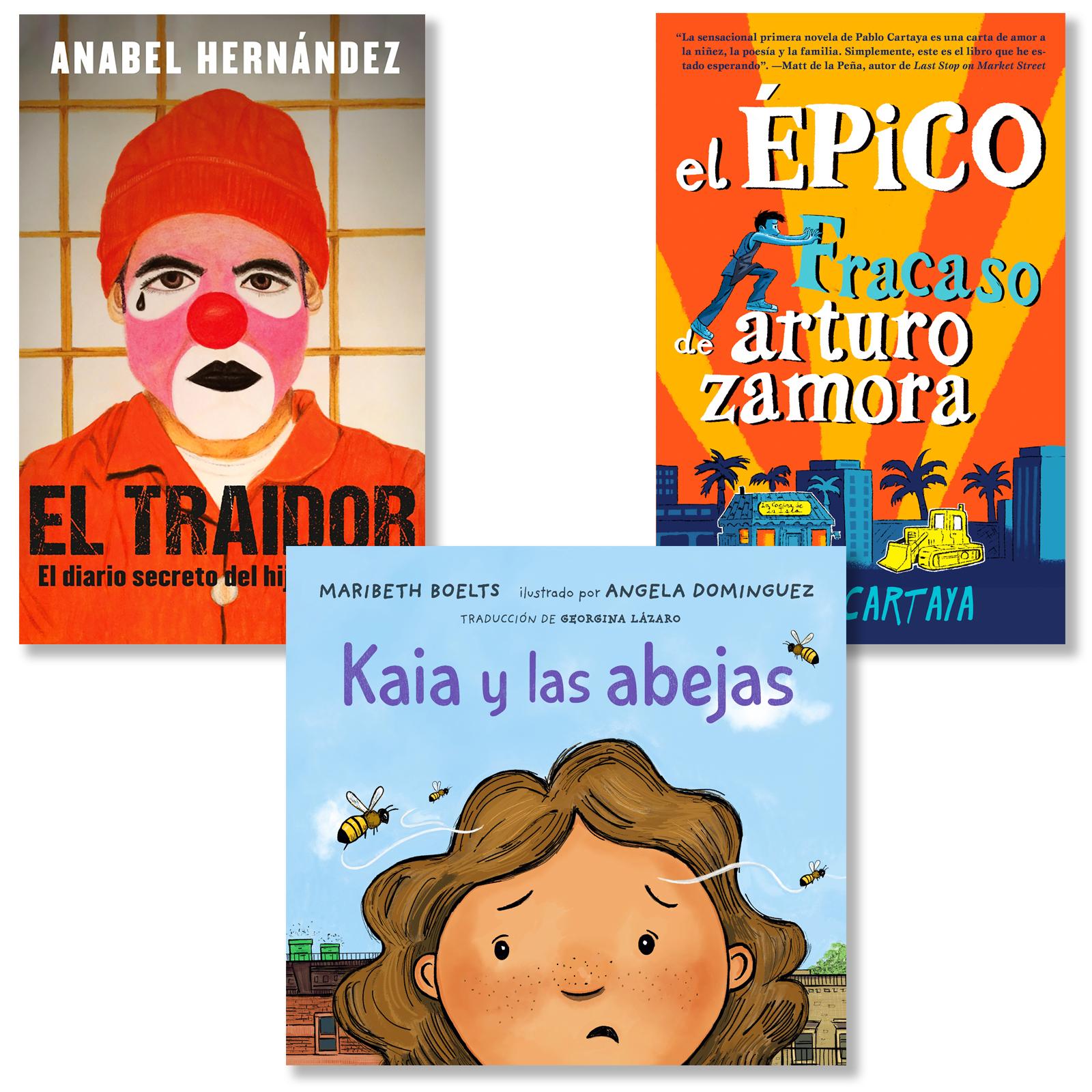 Libros - Hot List