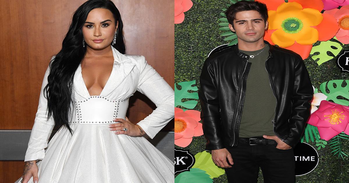 el nuevo novio de Demi Lovato