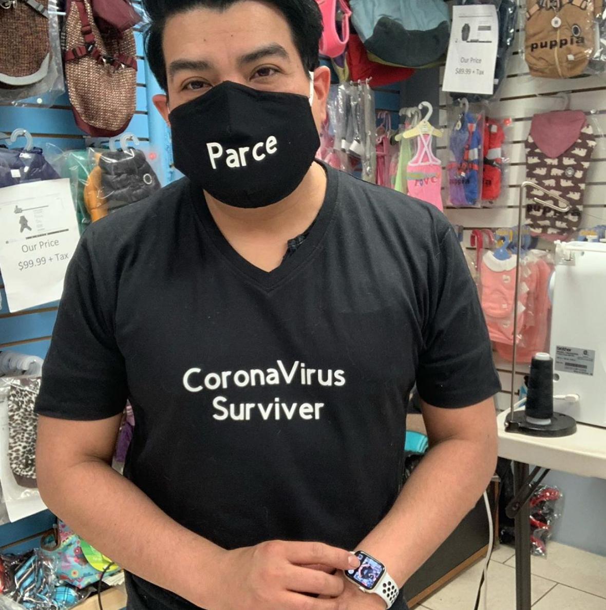 Mascarillas, coronavirus