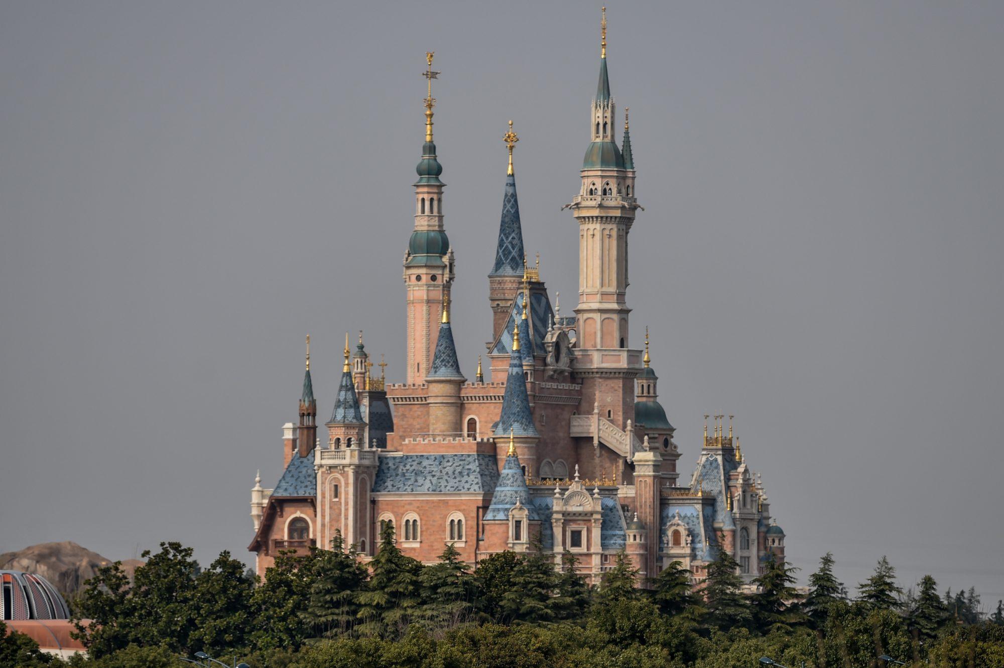 Disney World, el parque de Florida tiene uno de los mejores amaneceres