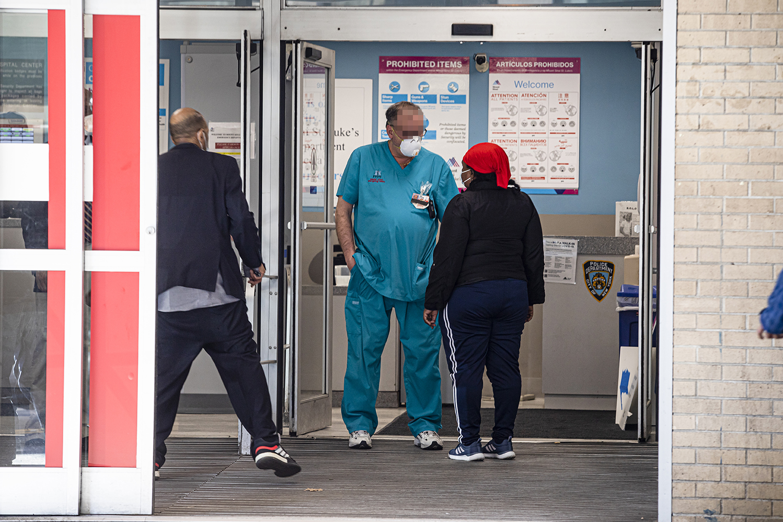 Coronavirus, hospitales, Mount Sinai
