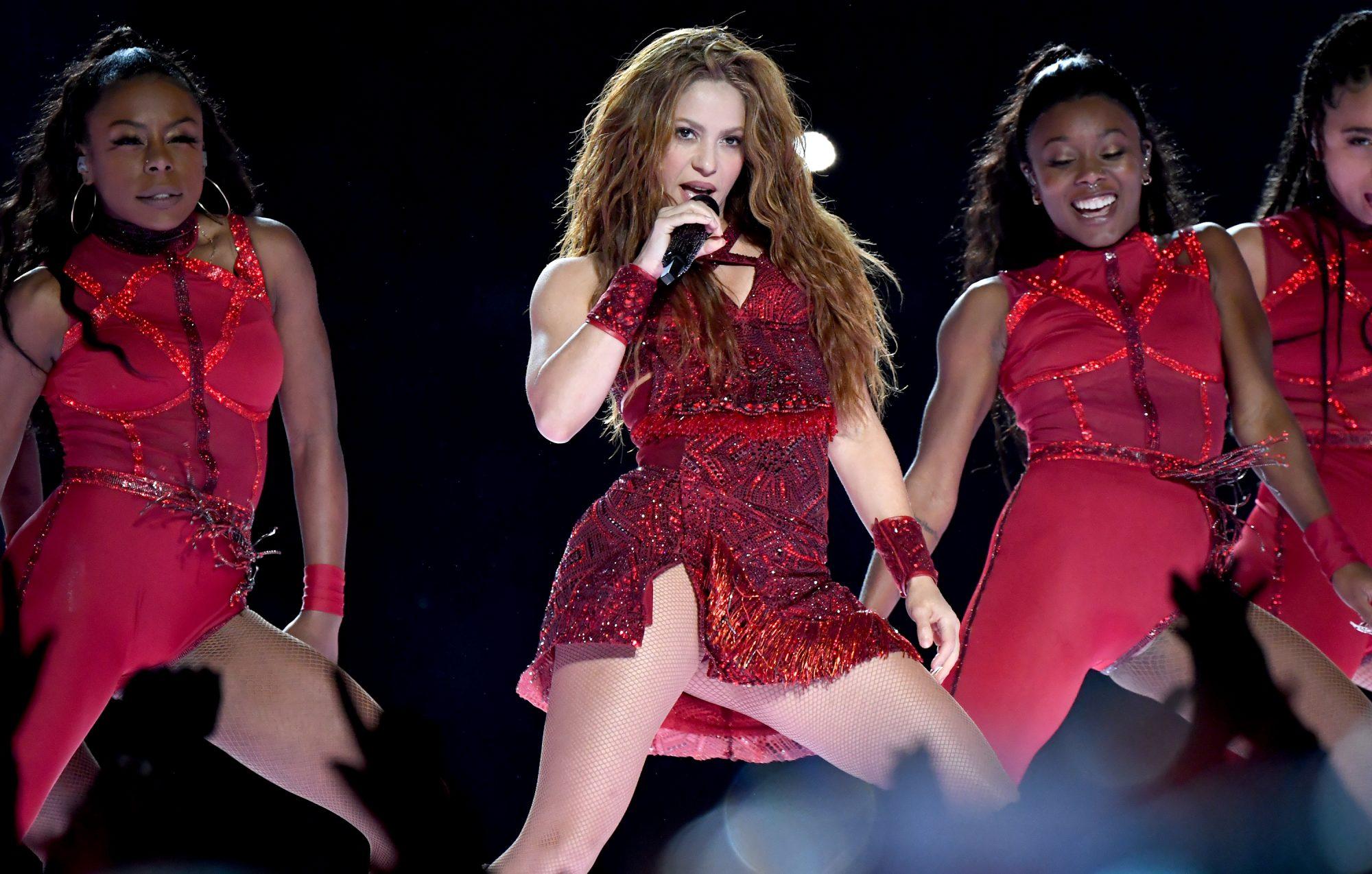 Shakira, Super Bowl LIV